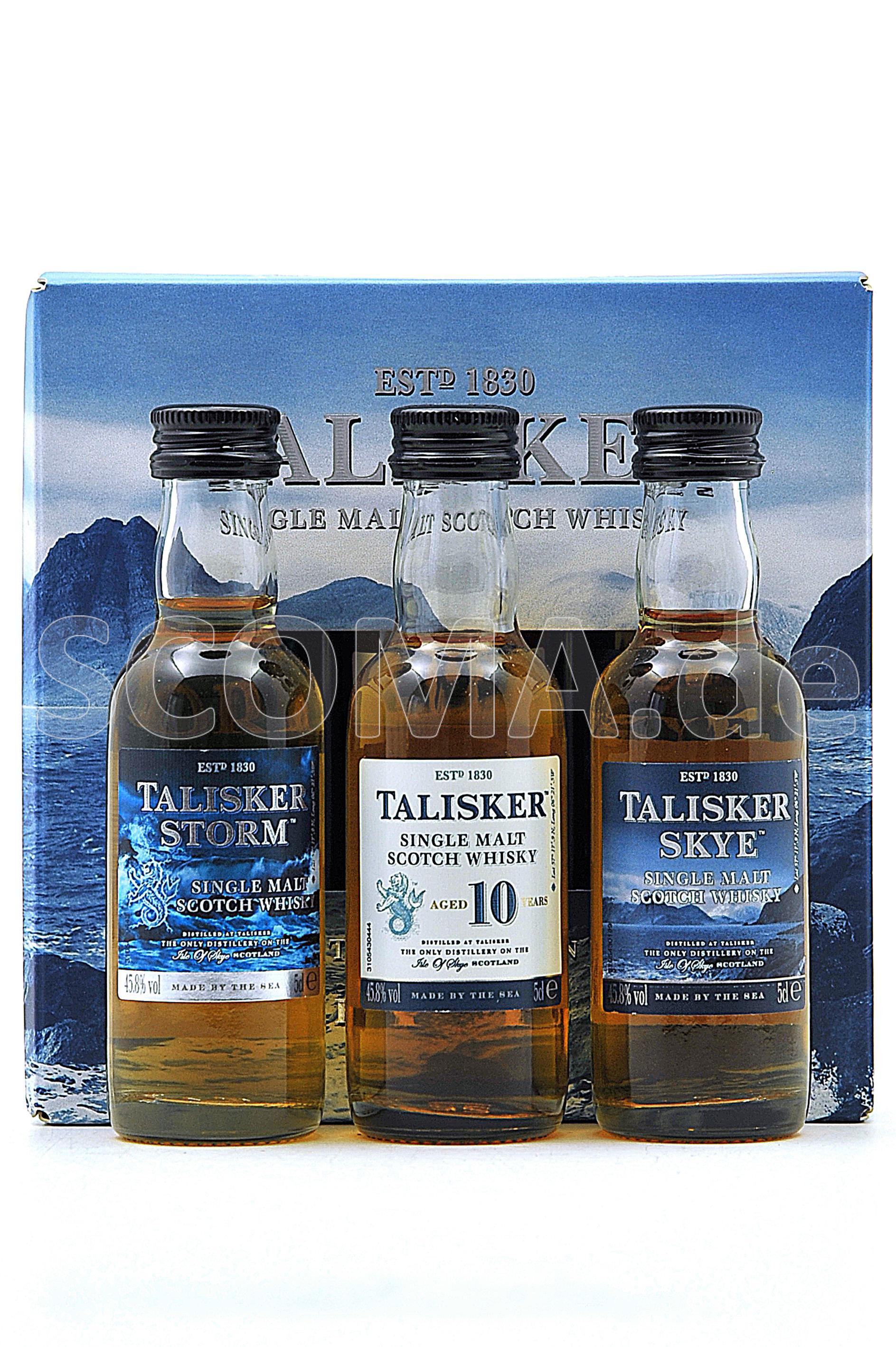 Talisker Mini Collection