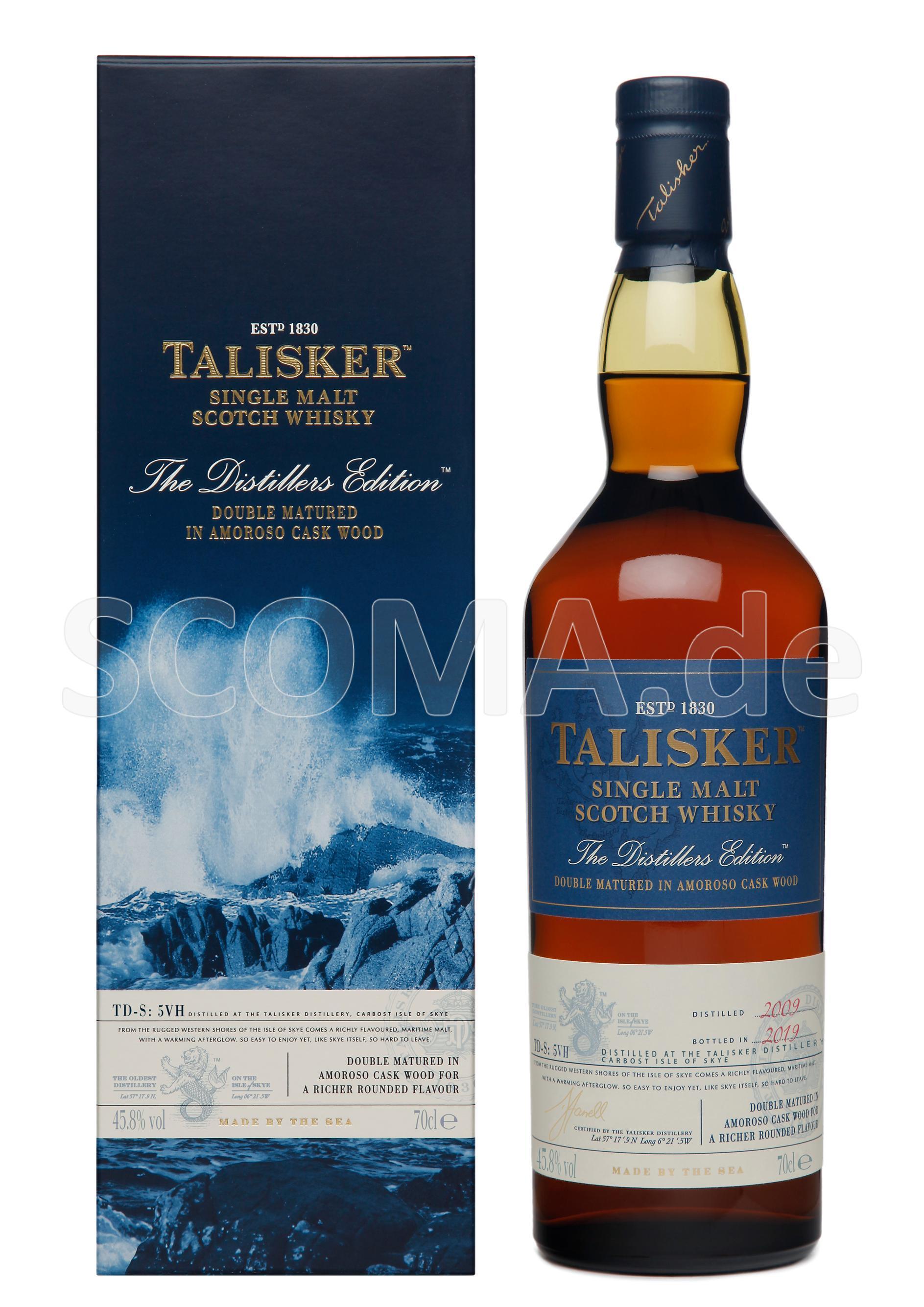 Talisker 2009/2019 Distillers ...
