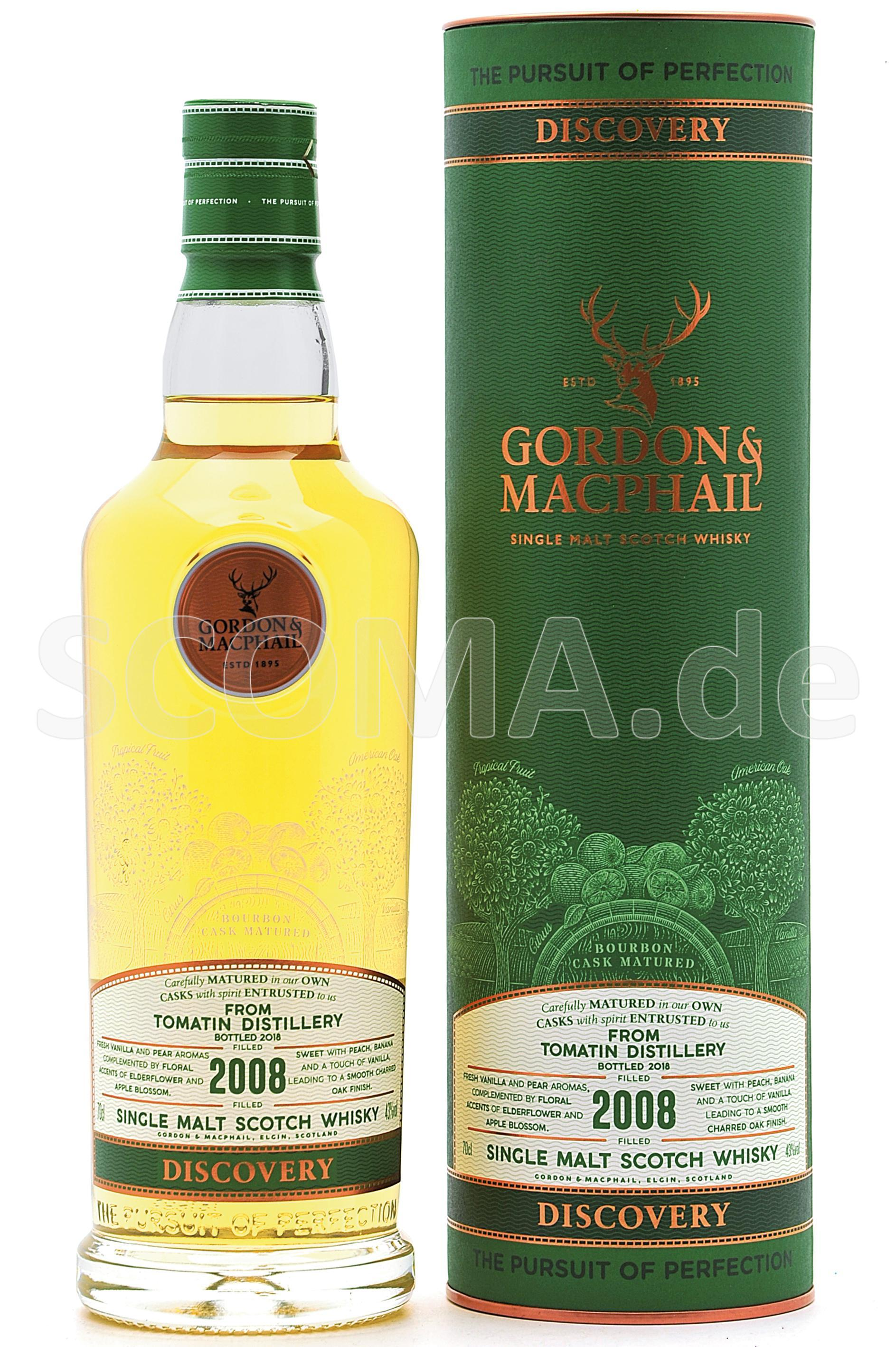 Tomatin Discovery 2008/2018