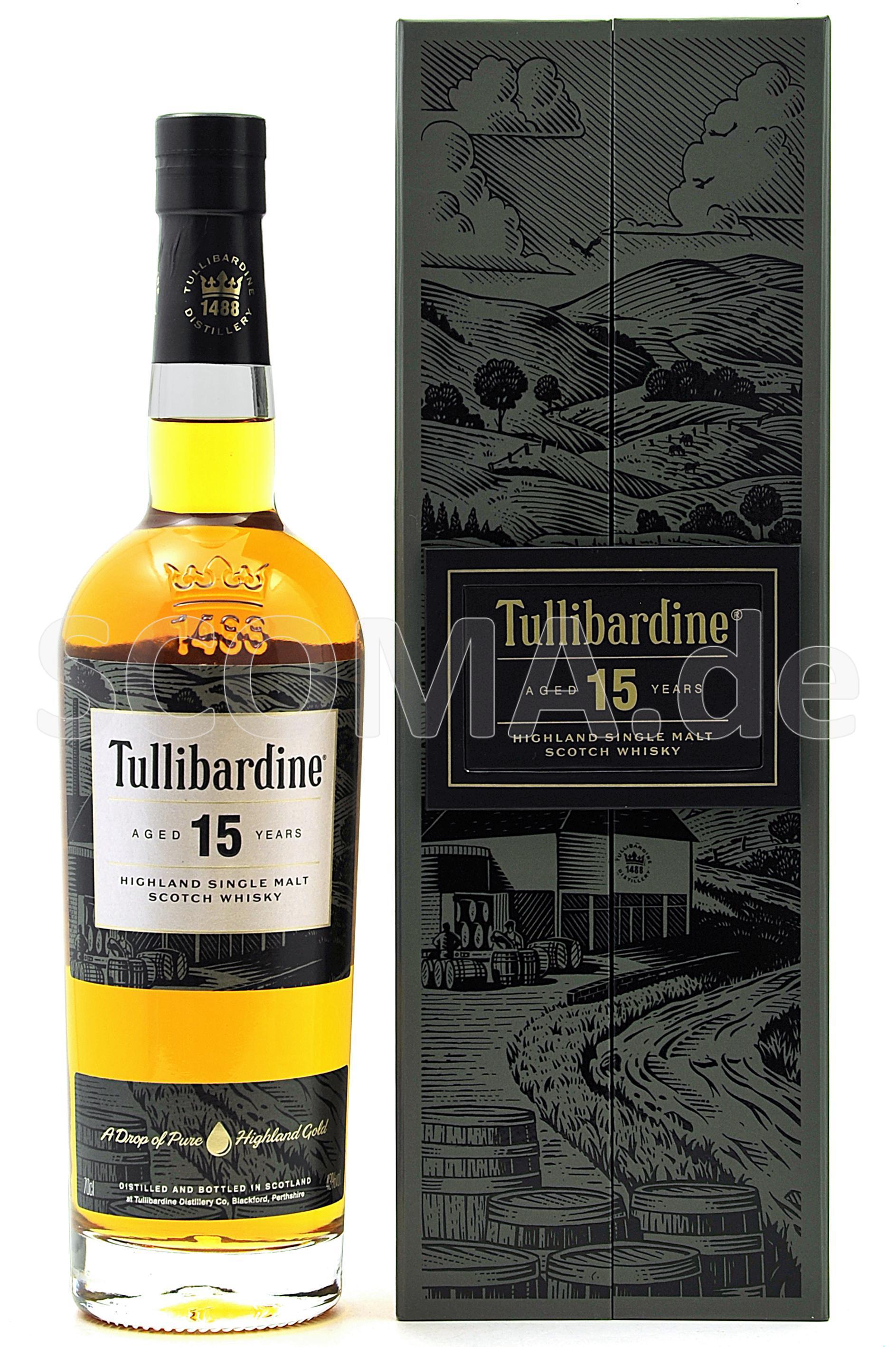Tullibardine 2006/2018 12 Jahr...
