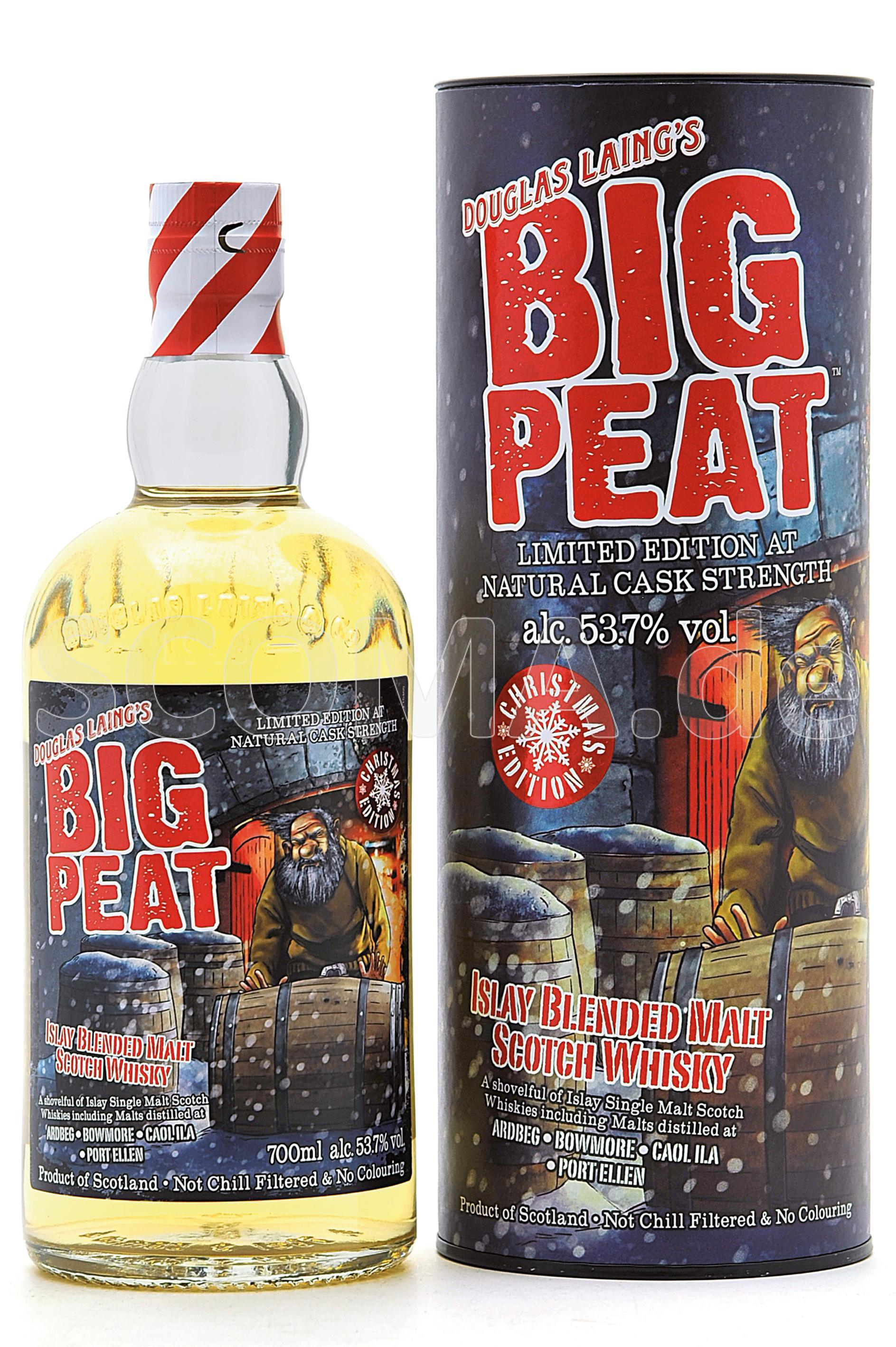 Big Peat Christmas Edition 201...
