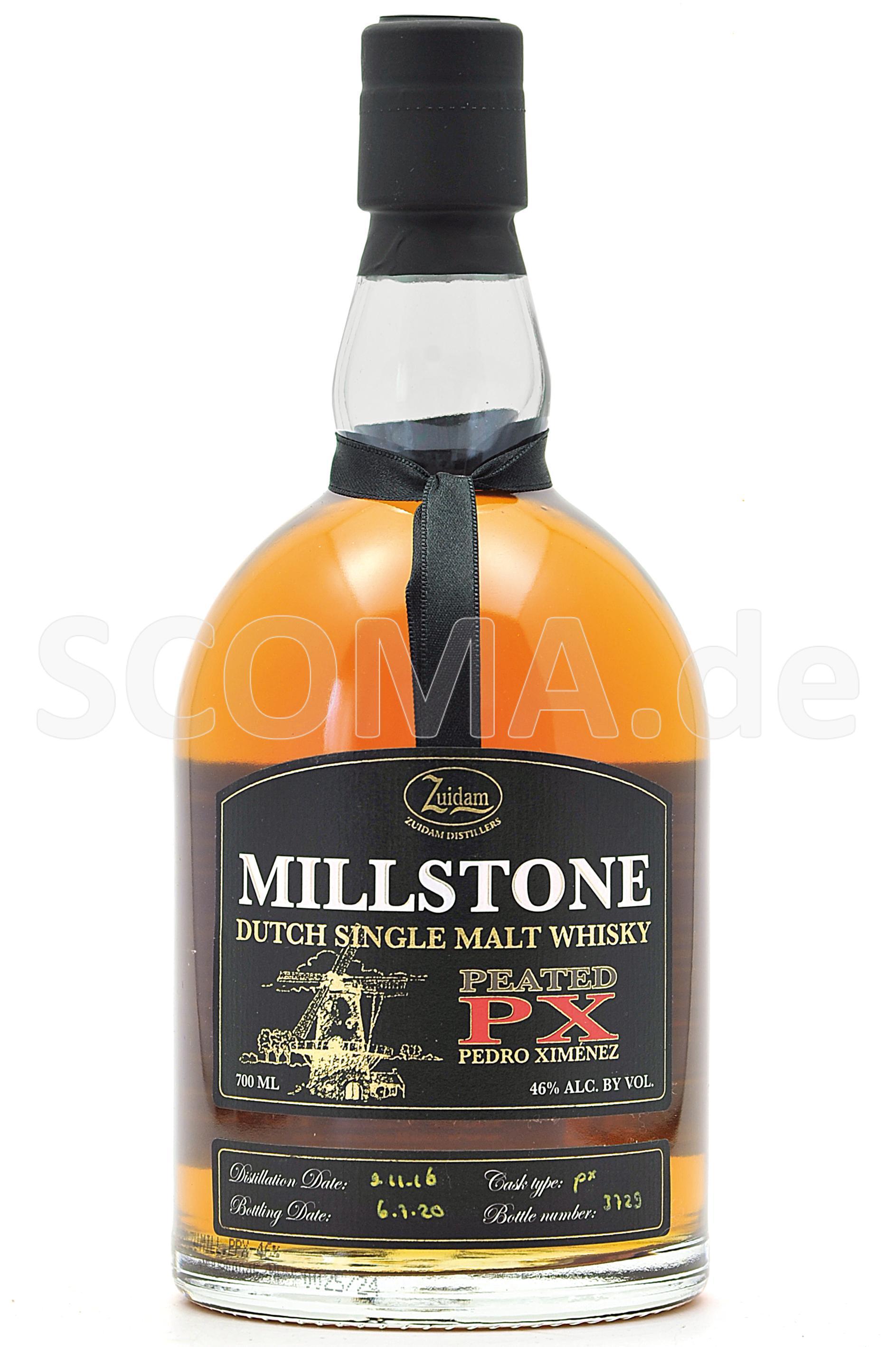 Millstone Peated Pedro Ximenez...