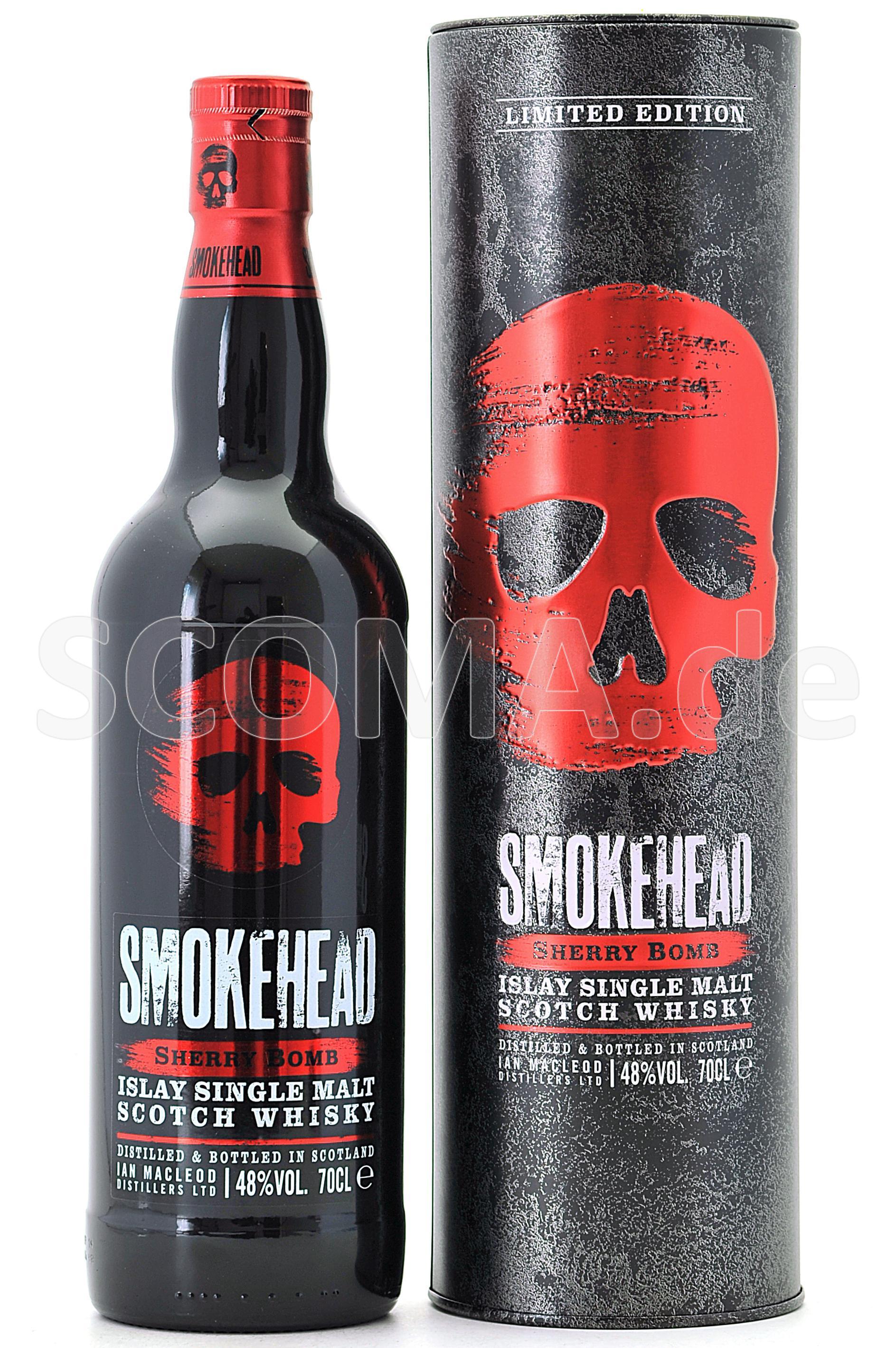 Smokehead Sherry Bomb Batch #2