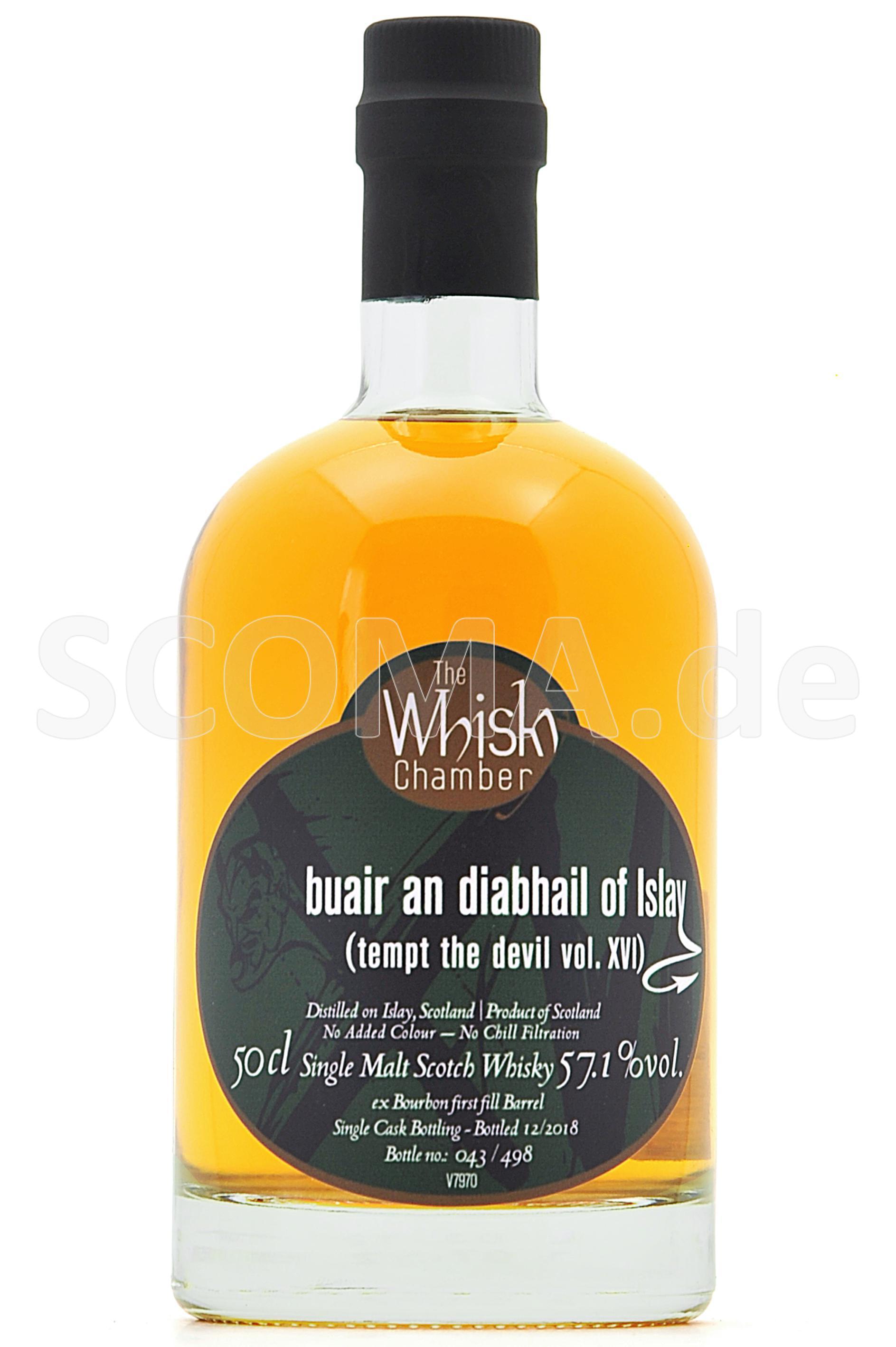 Buair an diabhail of Islay