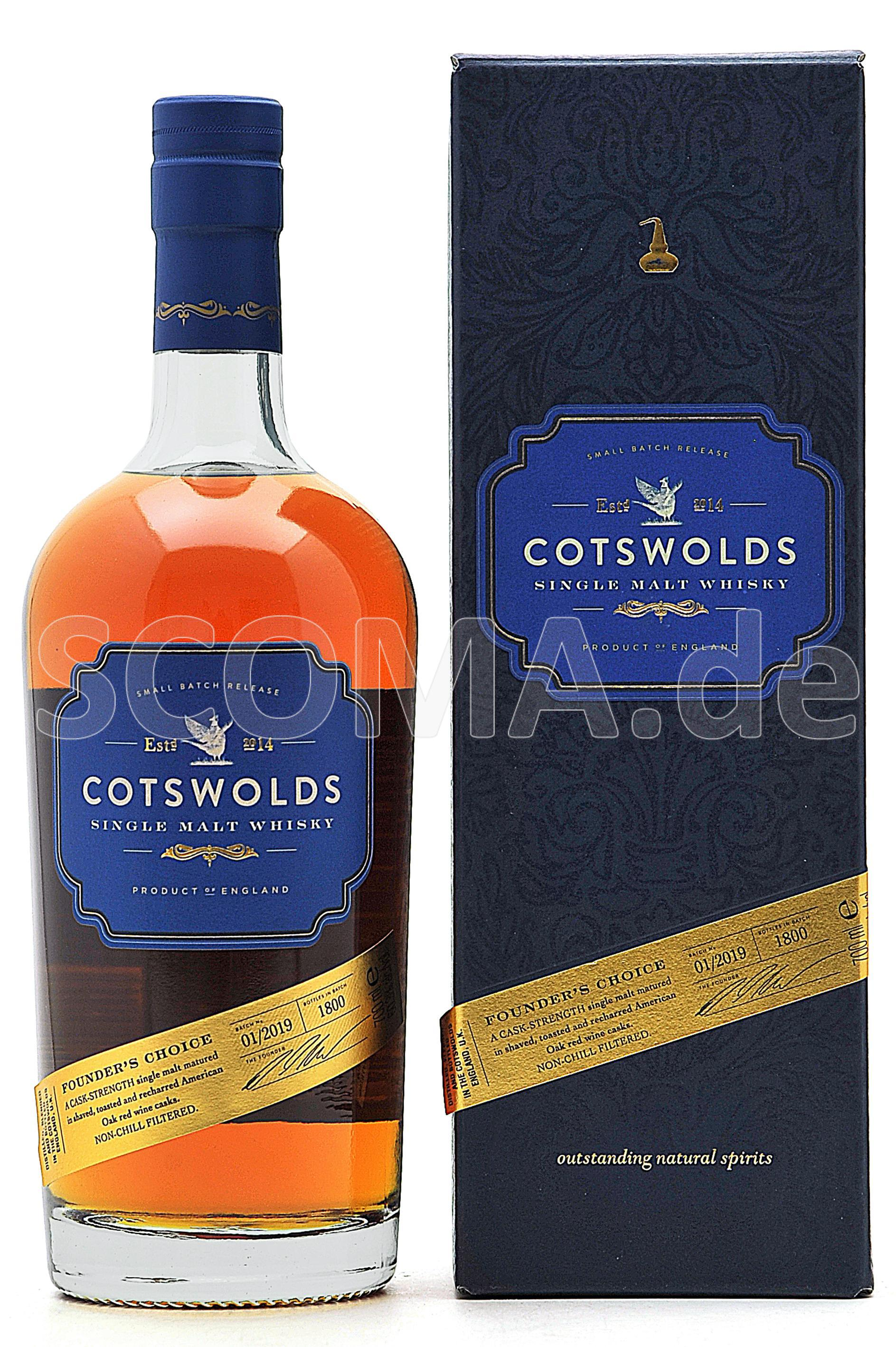 Cotswold Founders Choice