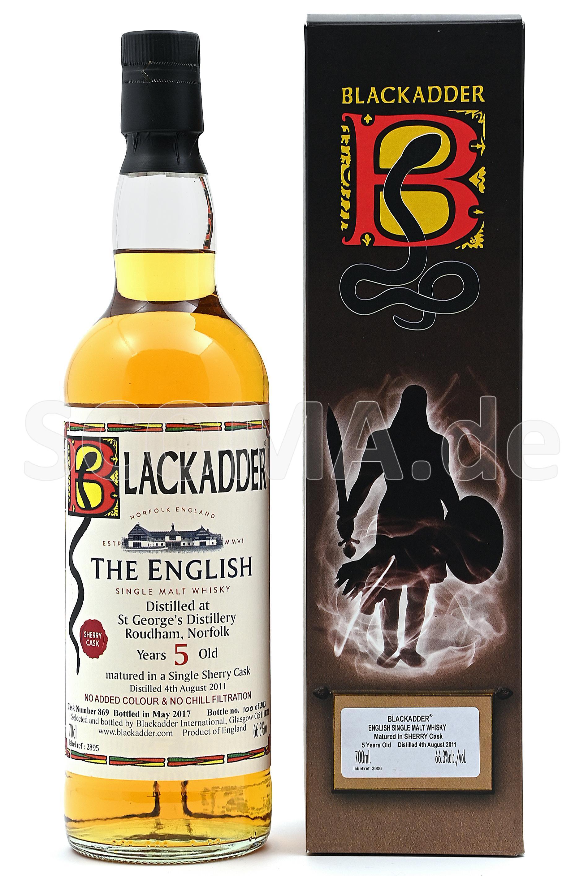 The English Whisky C°