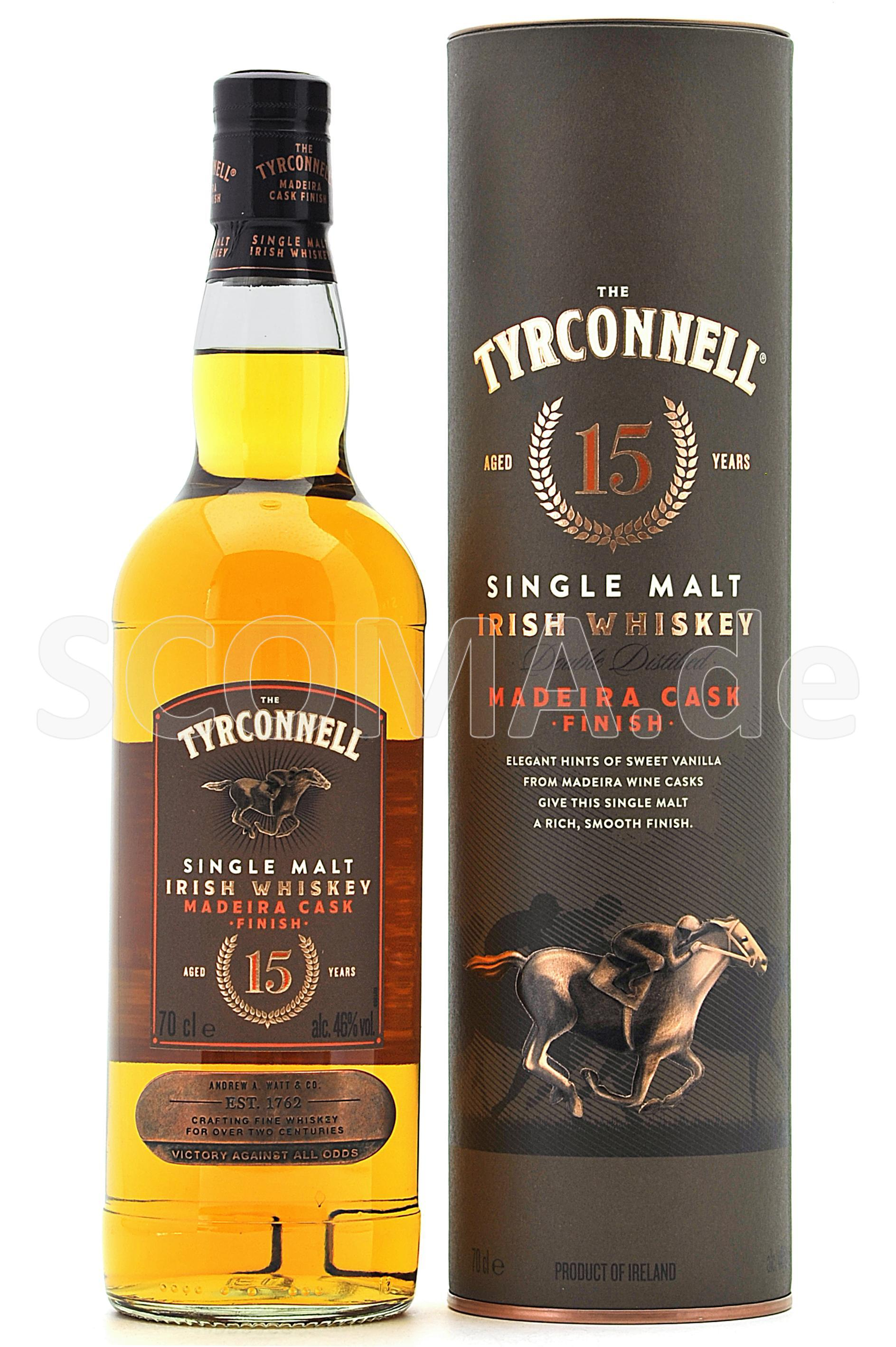 Tyrconnell 15 years Madeira Ca...
