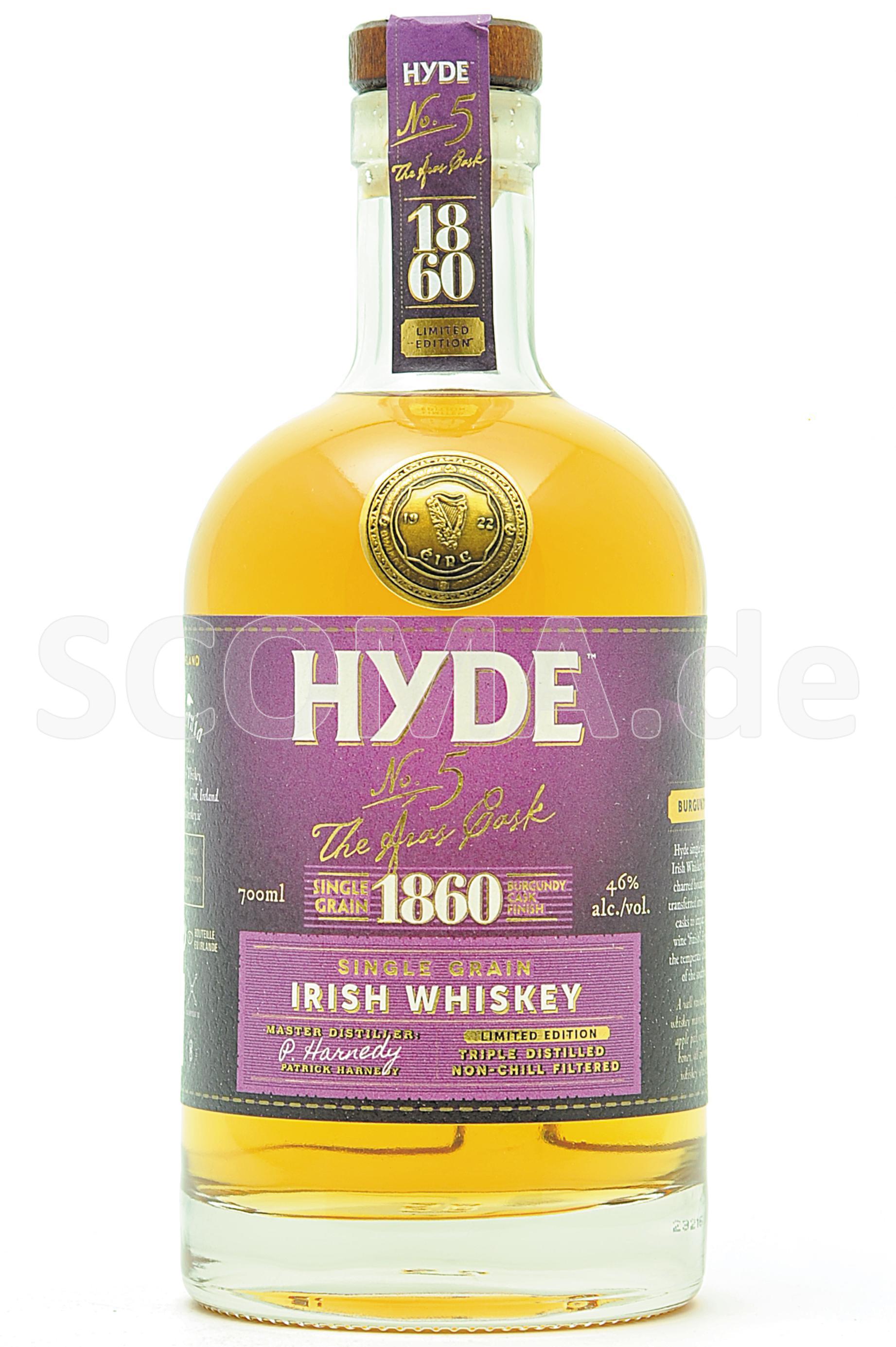 Hyde No. 5 - Single Grain Whis...