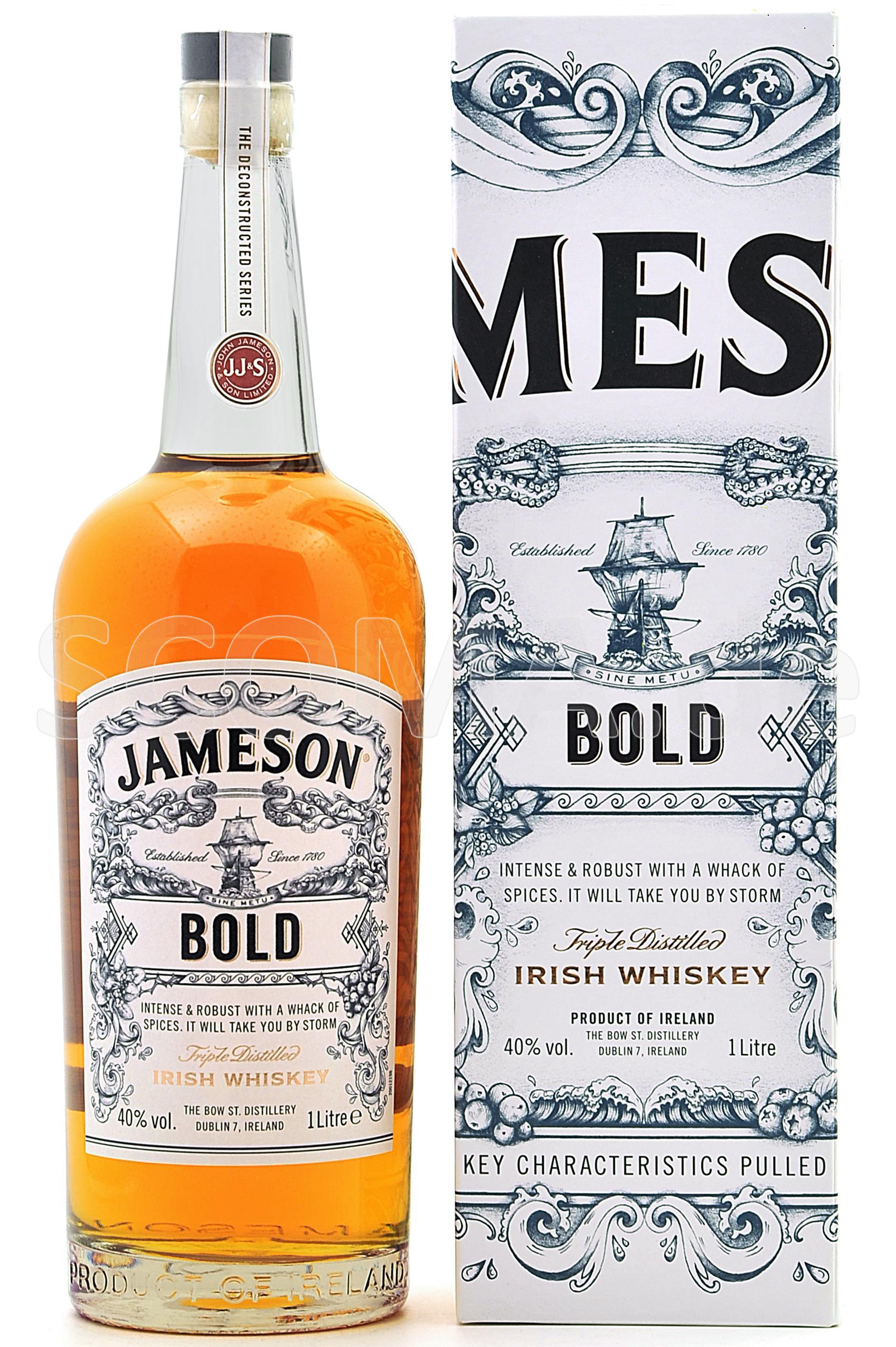 Jameson Bold - The Deconstruct...