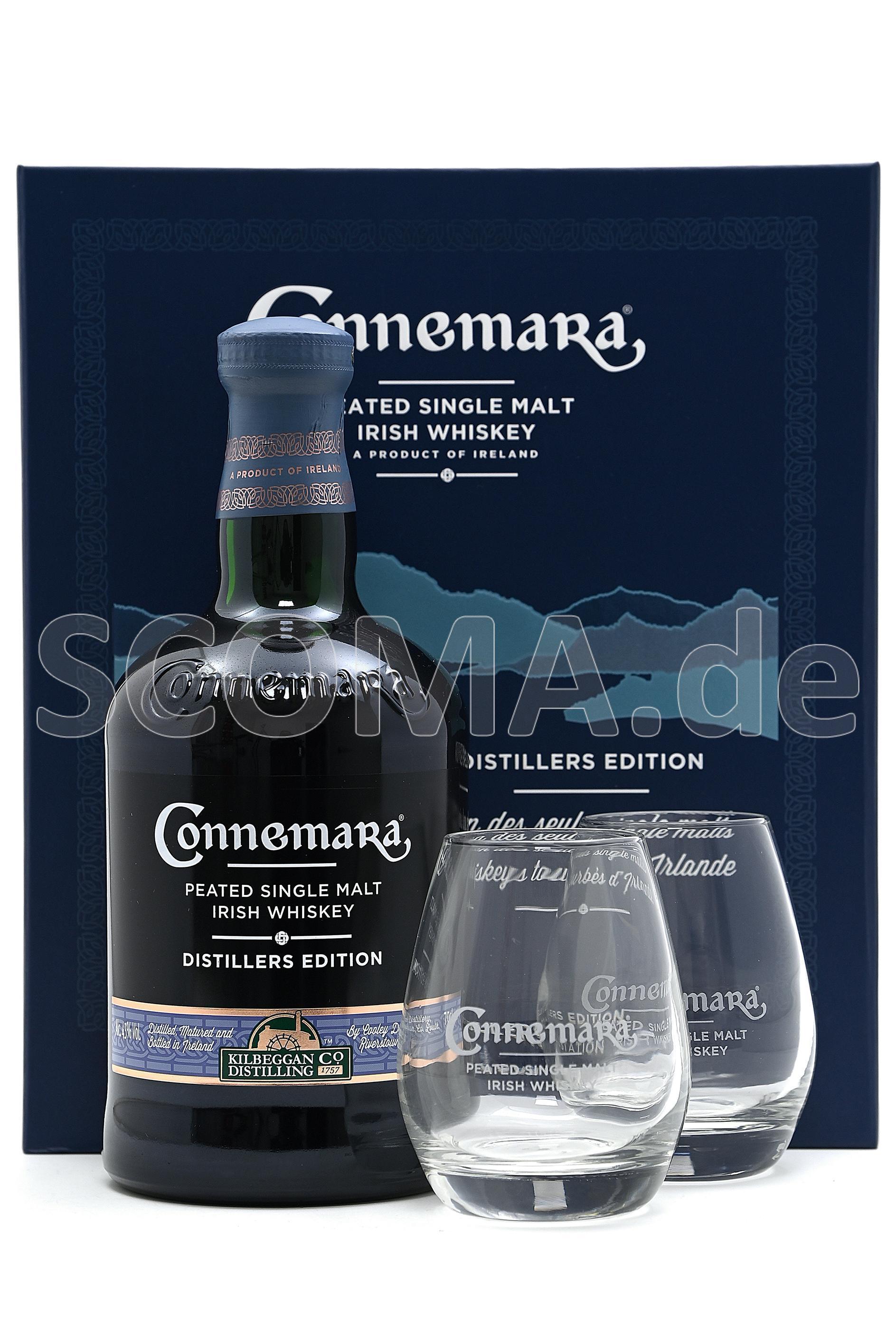 Connemara Distillers Edition m...