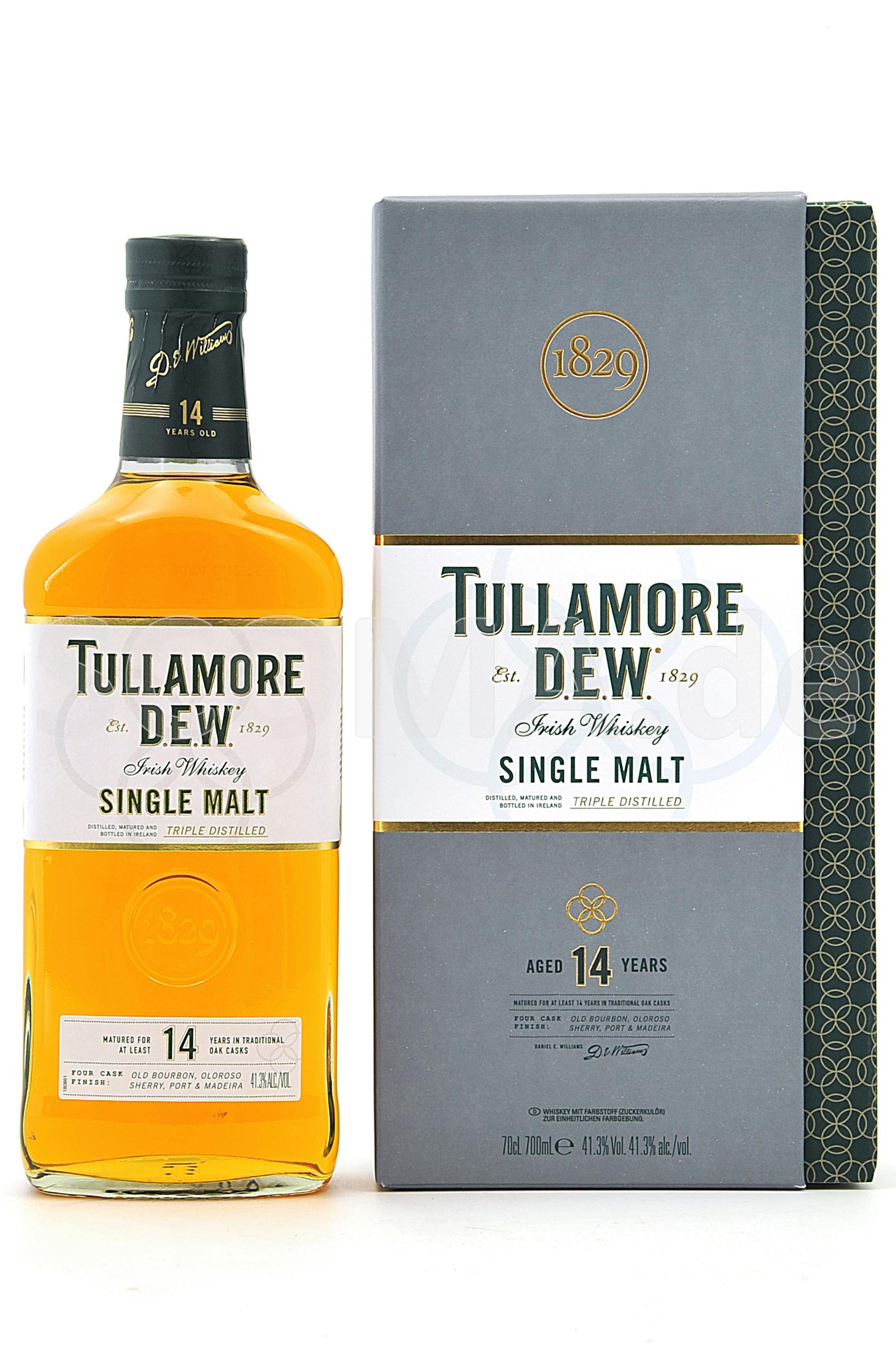 Tullamore Dew 14 Jahre