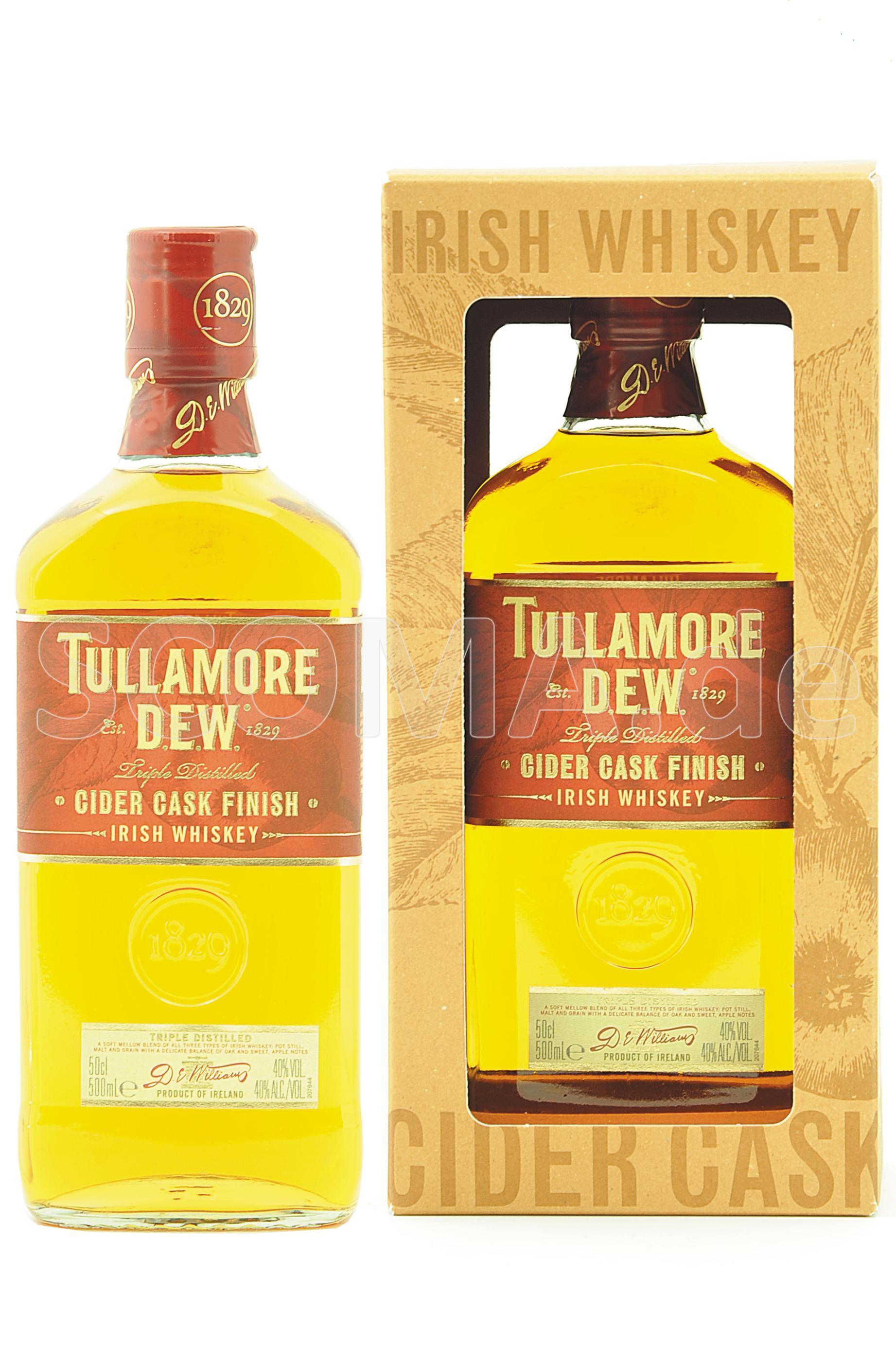 Tullamore Dew Cider Cask Finis...