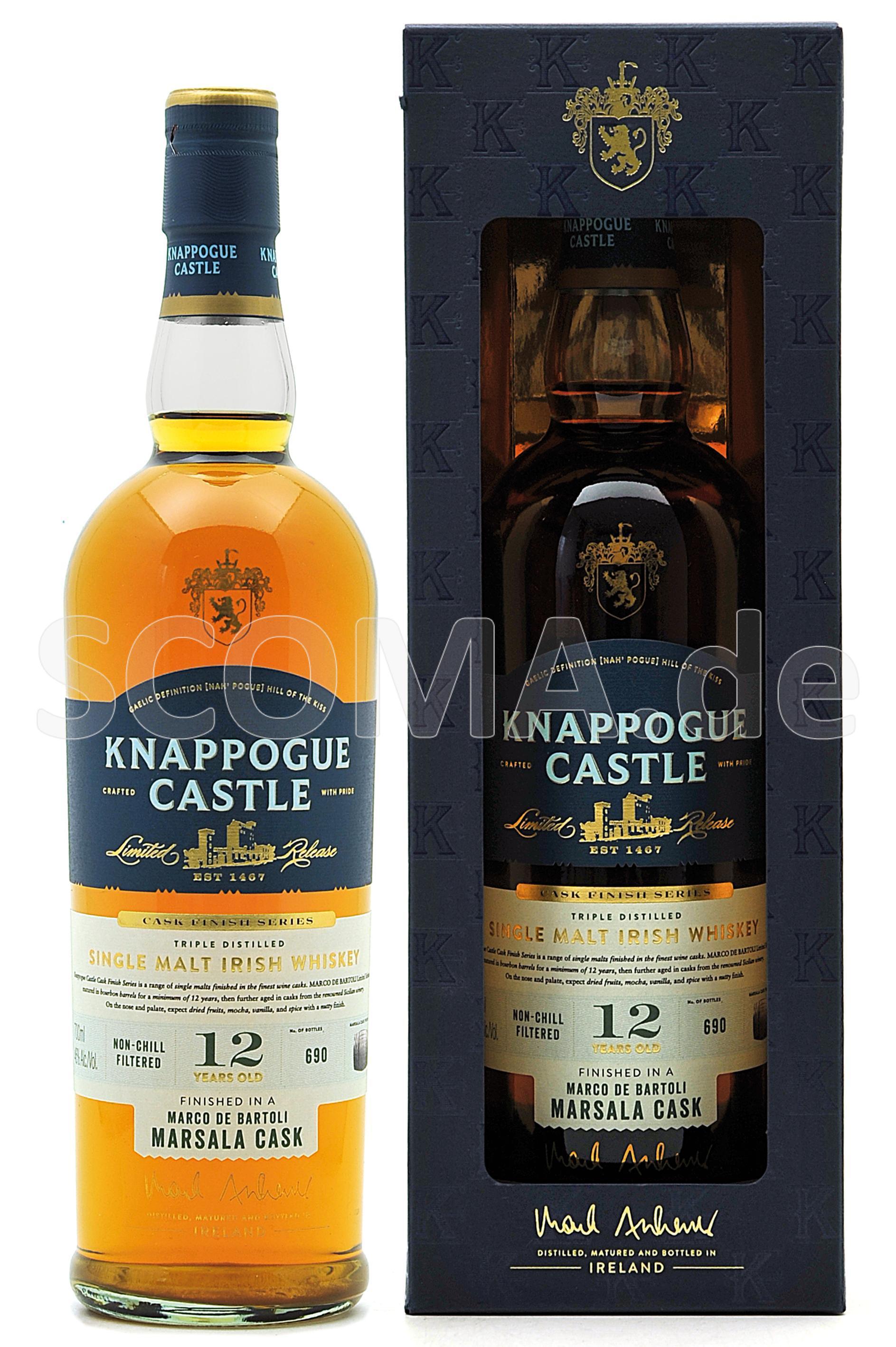 Knappogue Castle 12 Jahre Mars...
