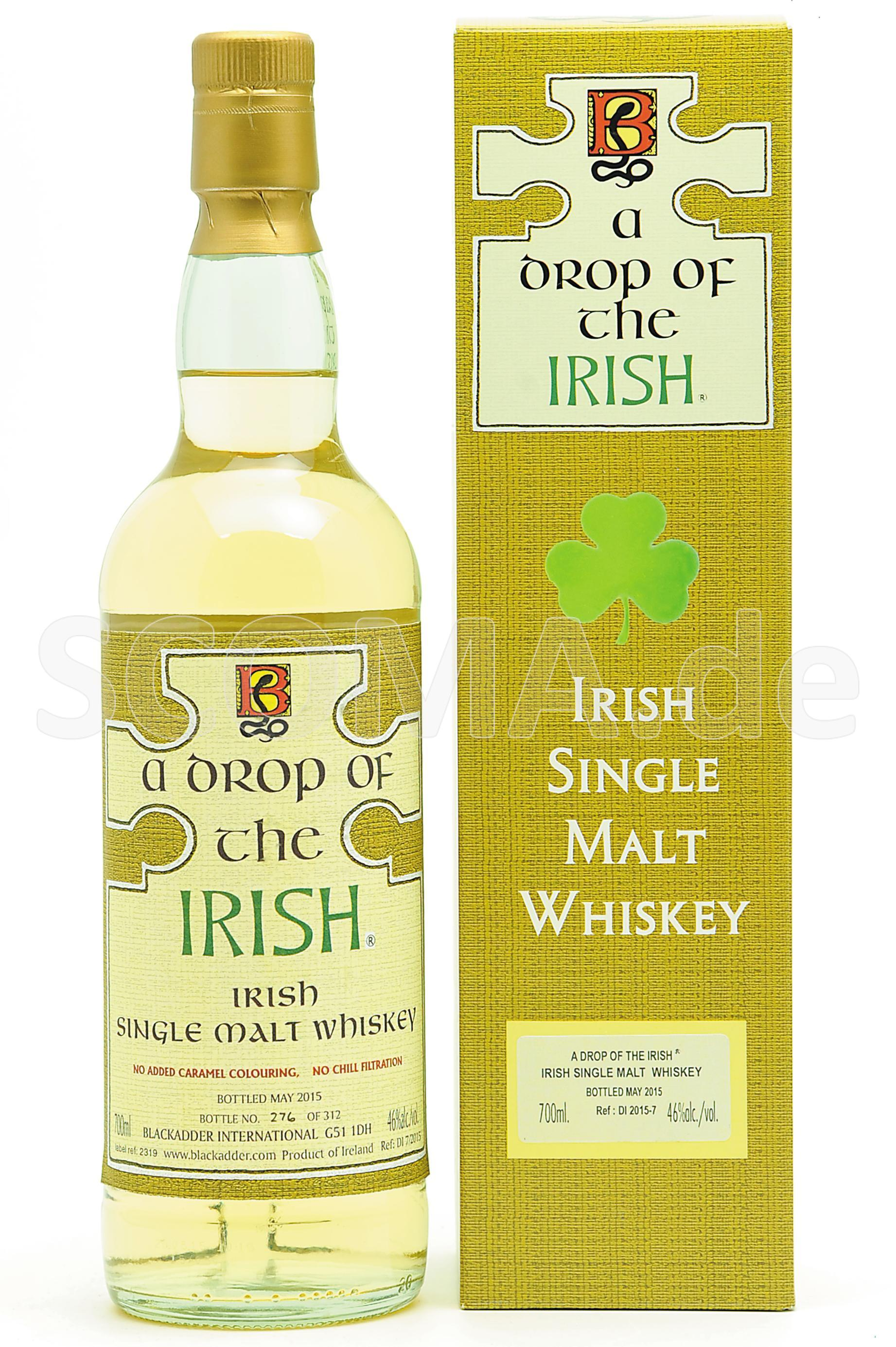 A Drop of the Irish Whiskey