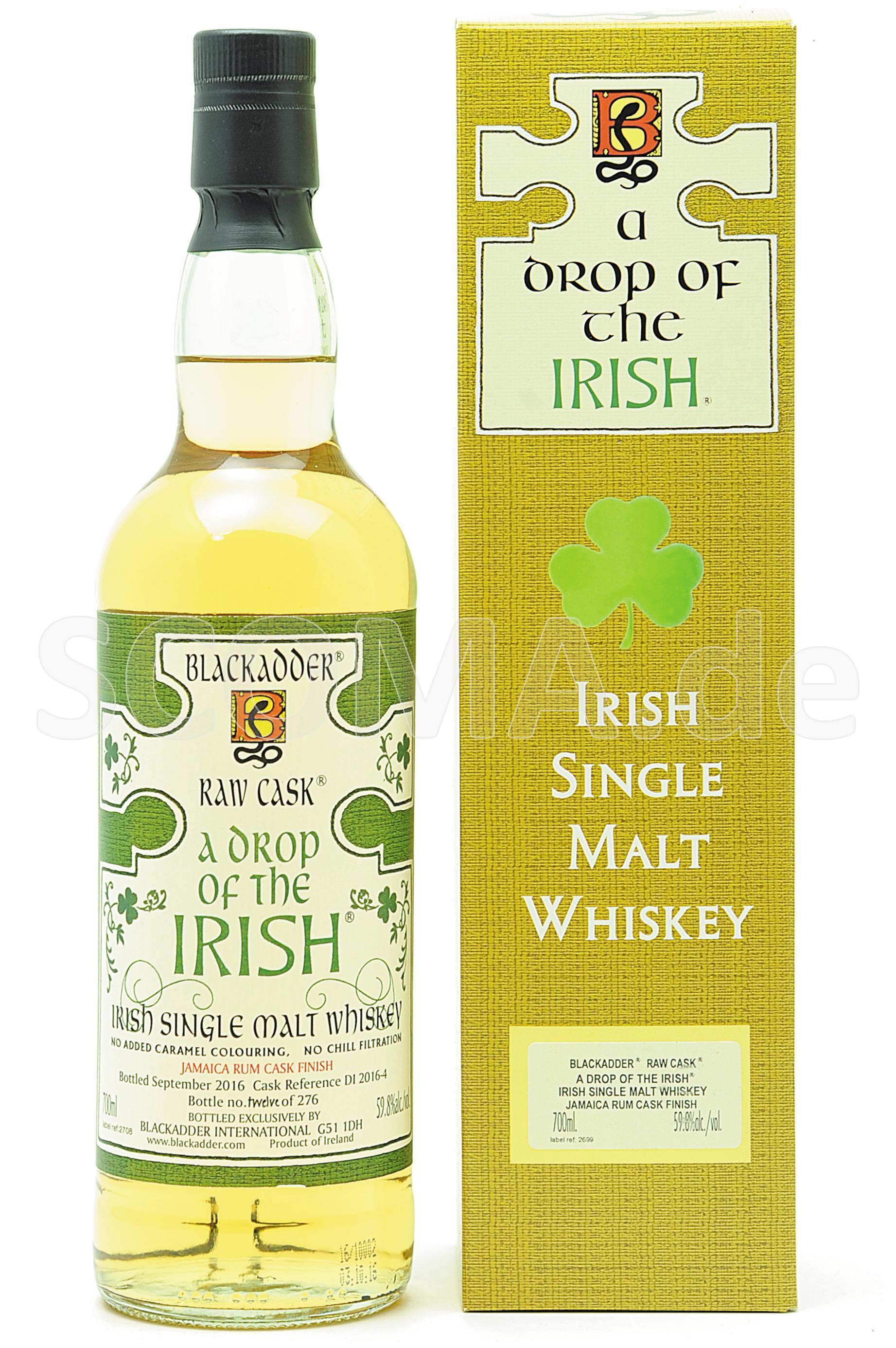 A Drop of the Irish Jamaica Ru...