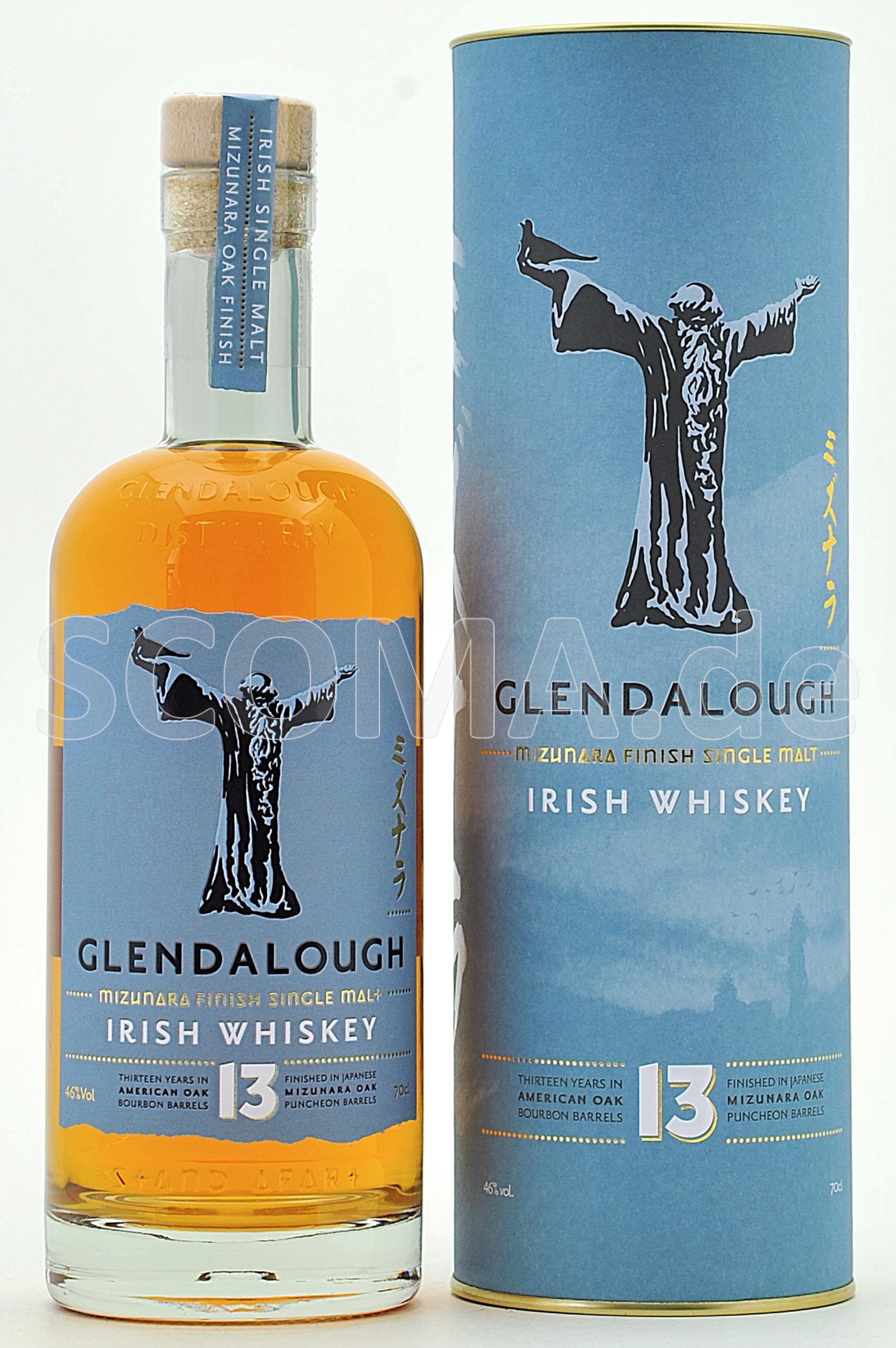 Glendalough 13 Jahre Mizunara ...