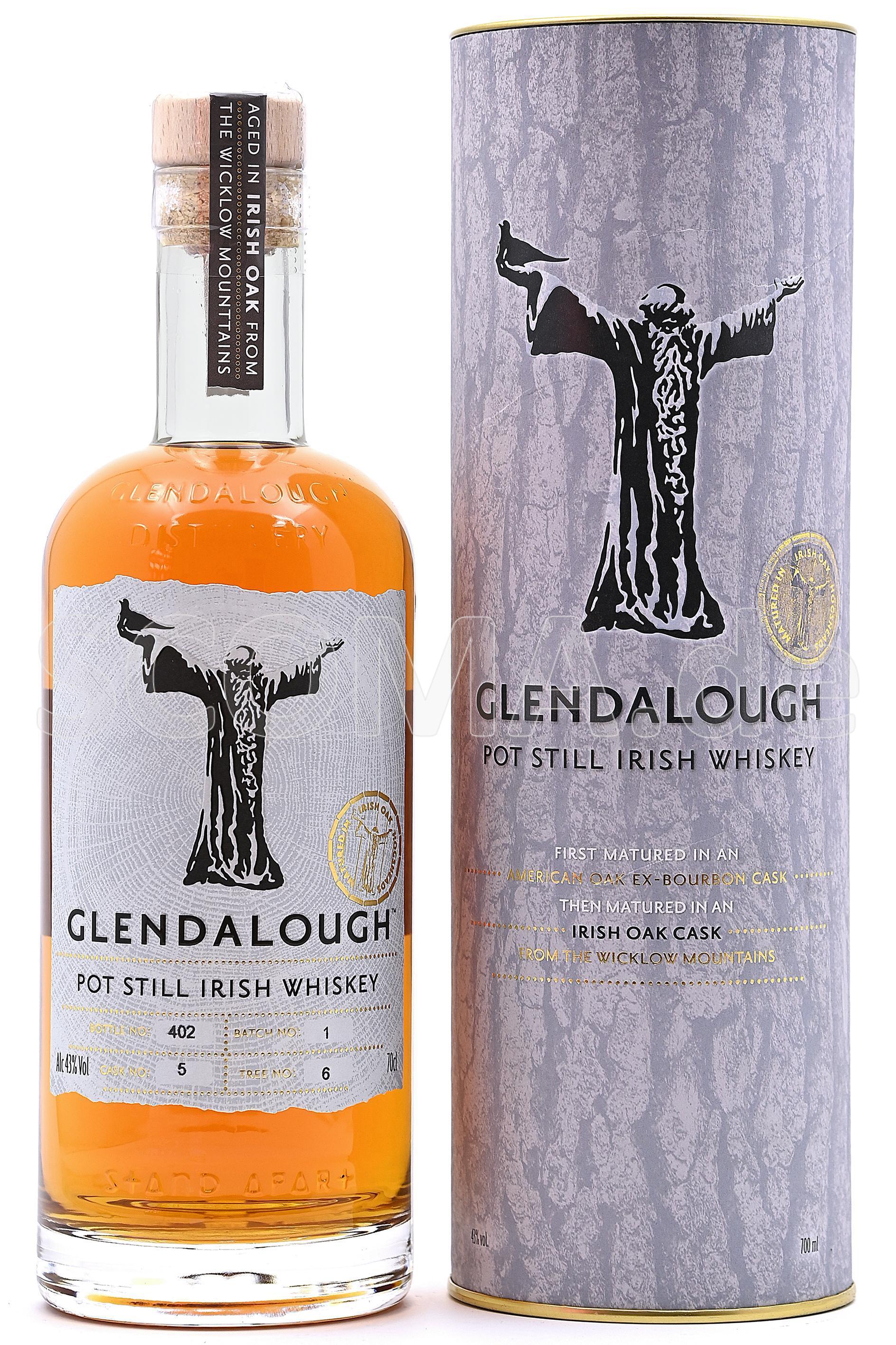 Glendalough Pot Still Irish Wh...