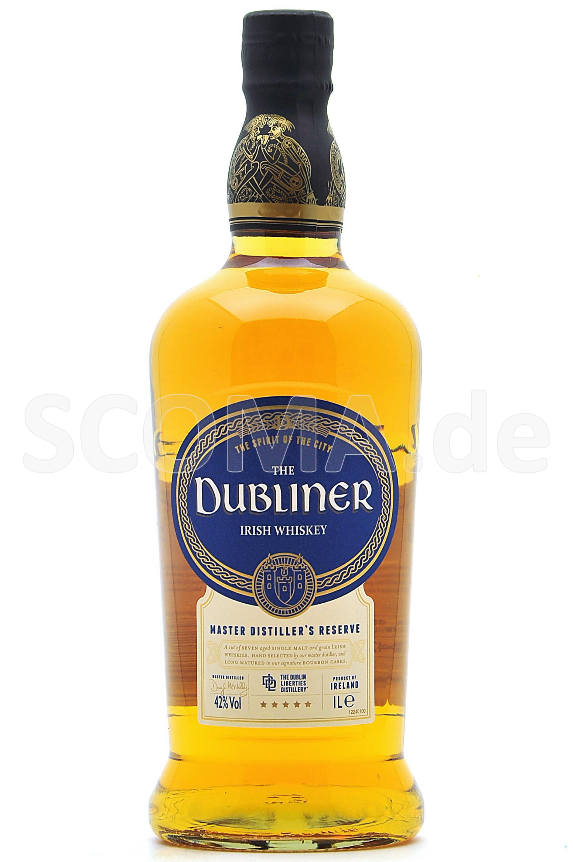 Dubliner Master Distiller's Re...