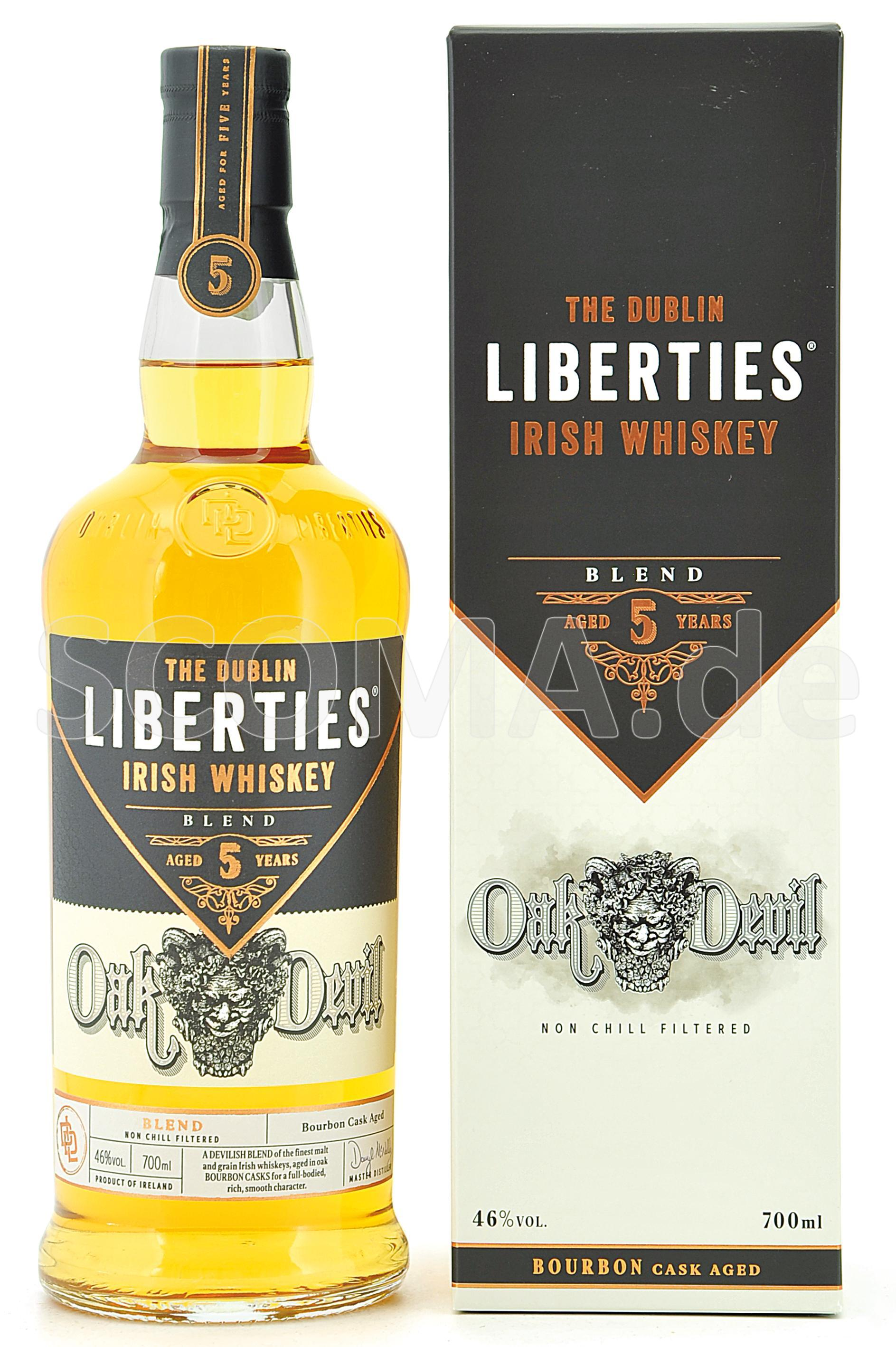The Dublin Liberties Oak Devil...