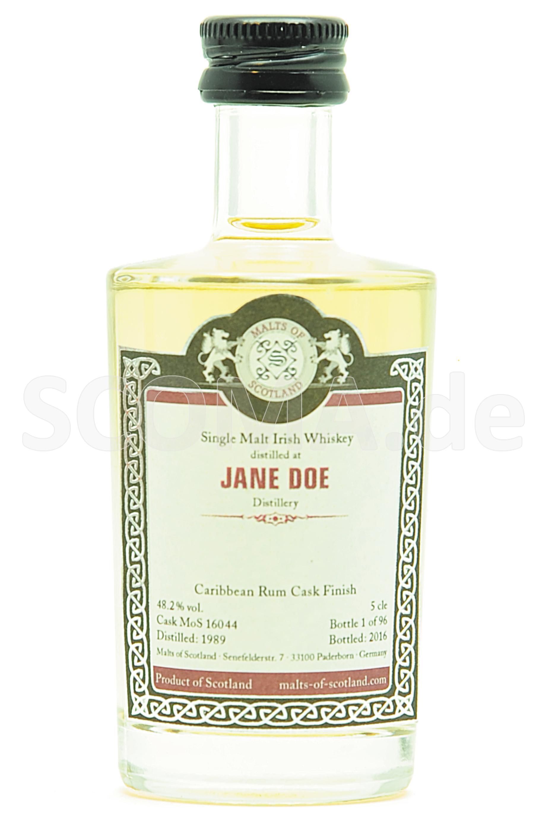 Jane Doe 1989/2016 Caribbean R...