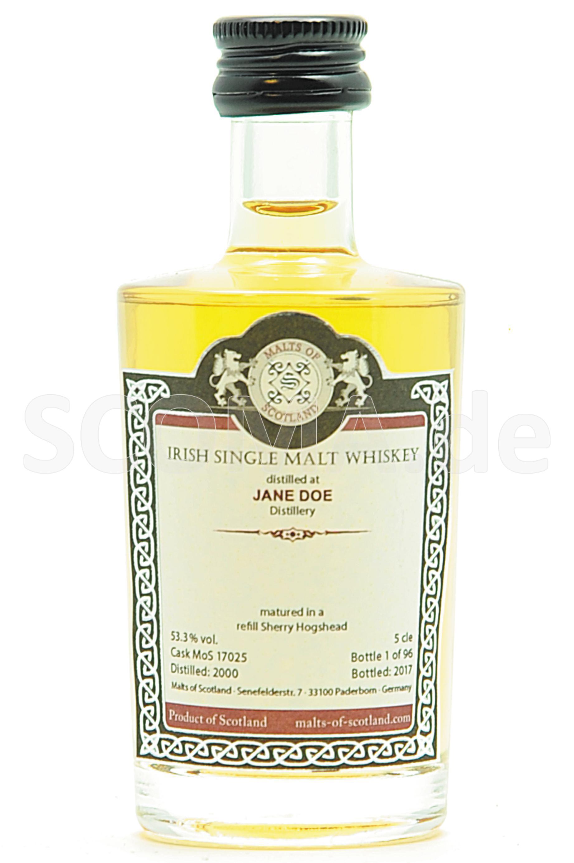 Jane Doe 2000/2017 Refill Sher...