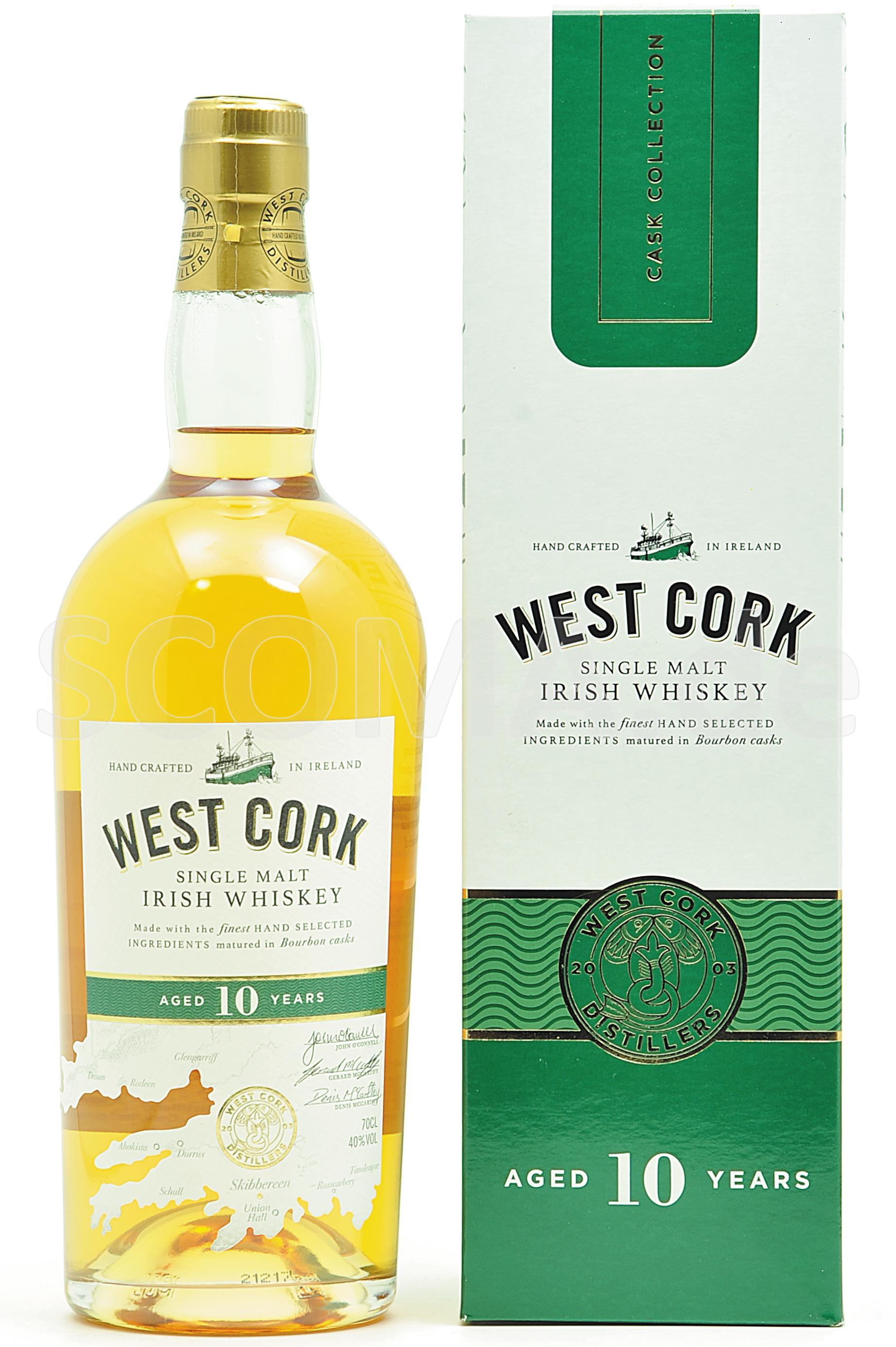 West Cork 10 Jahre Irish Singl...
