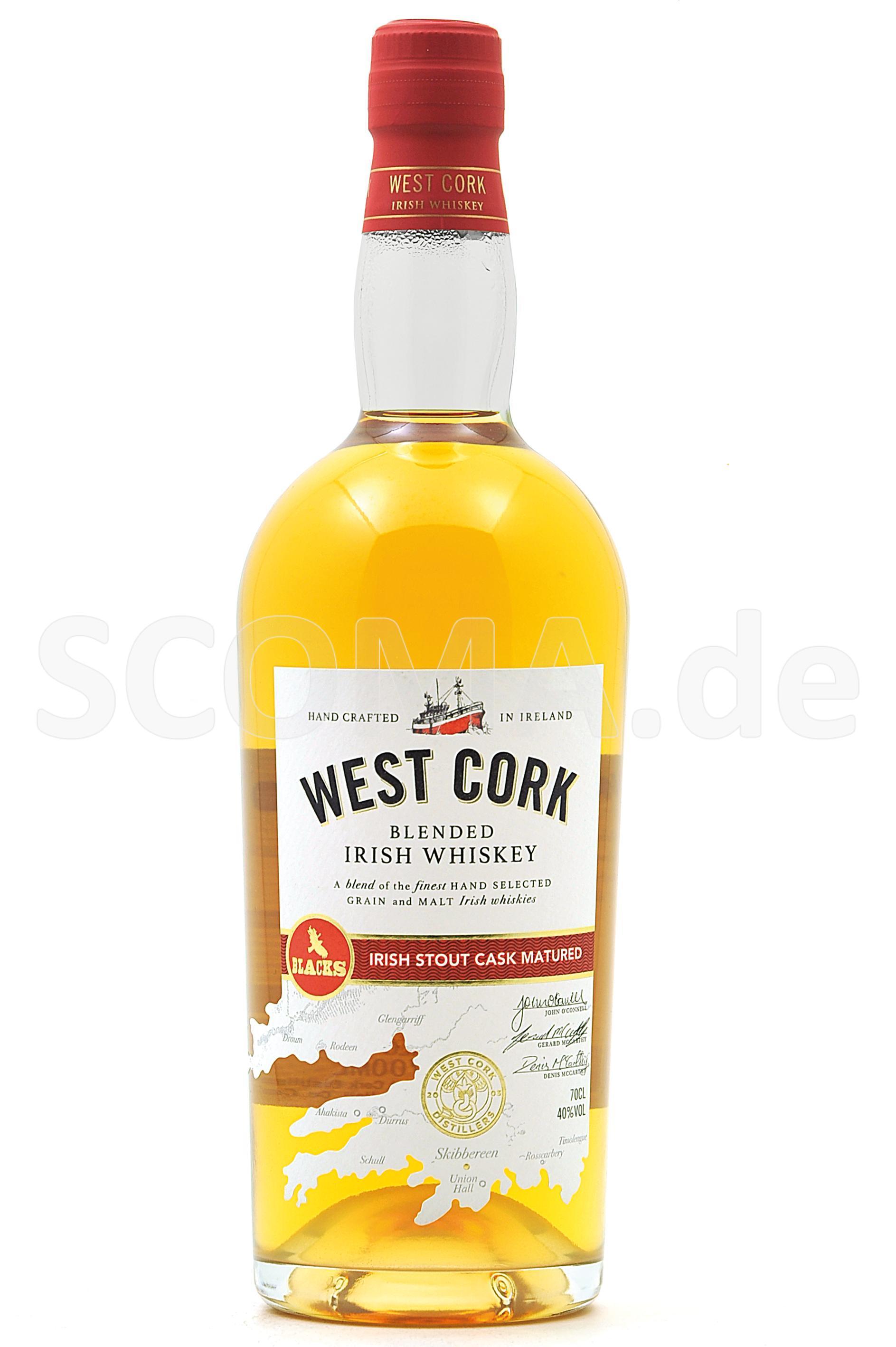 West Cork Irish Stout Cask Mat...