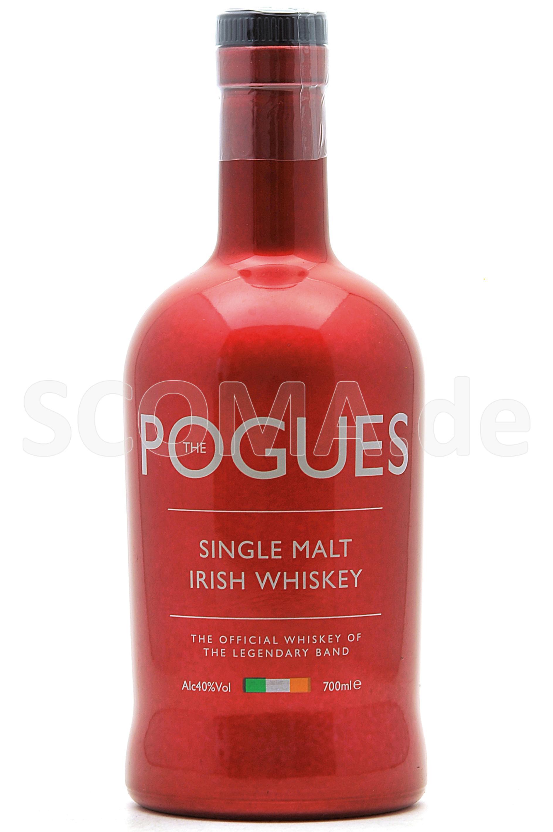 The Pogues Single Malt Whiskey