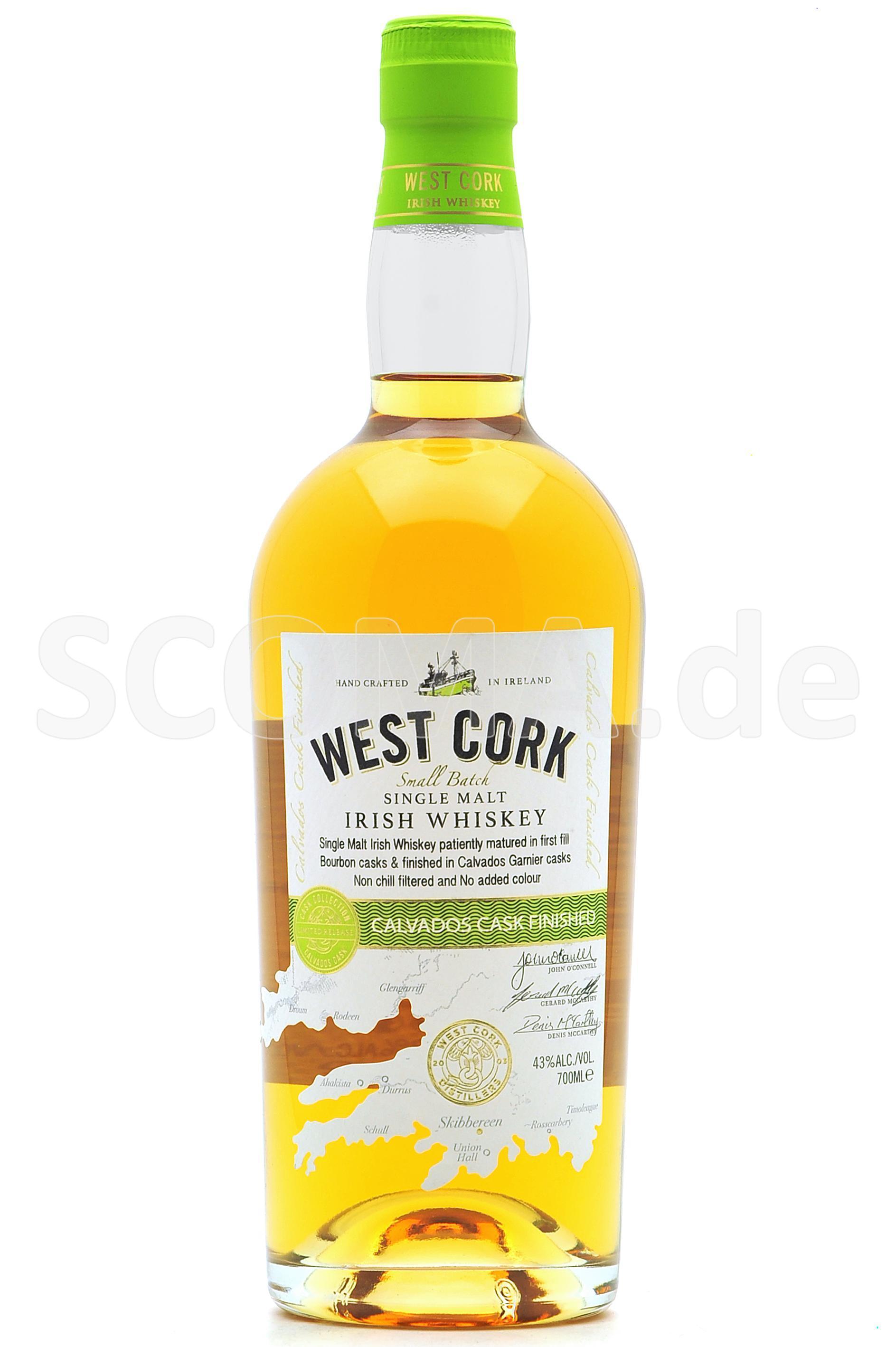 West Cork Calvados Finish