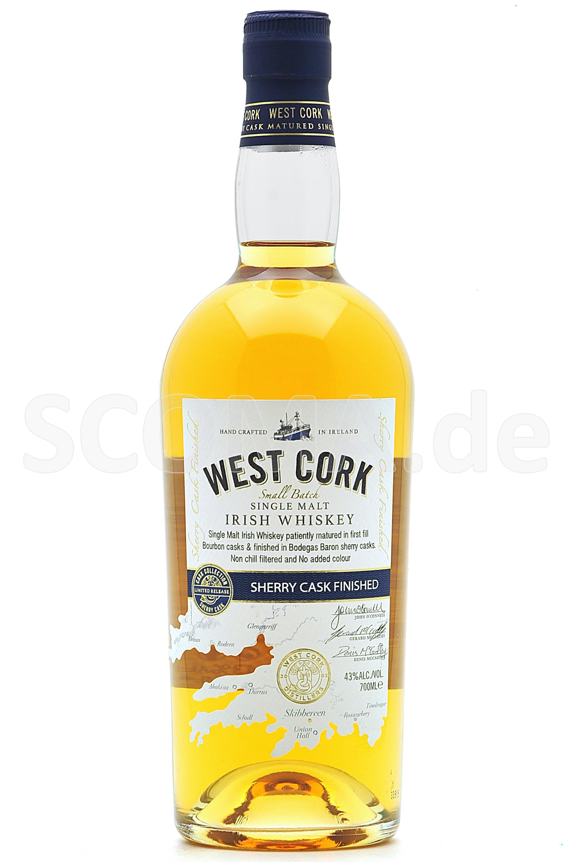 West Cork Sherry Cask Finish