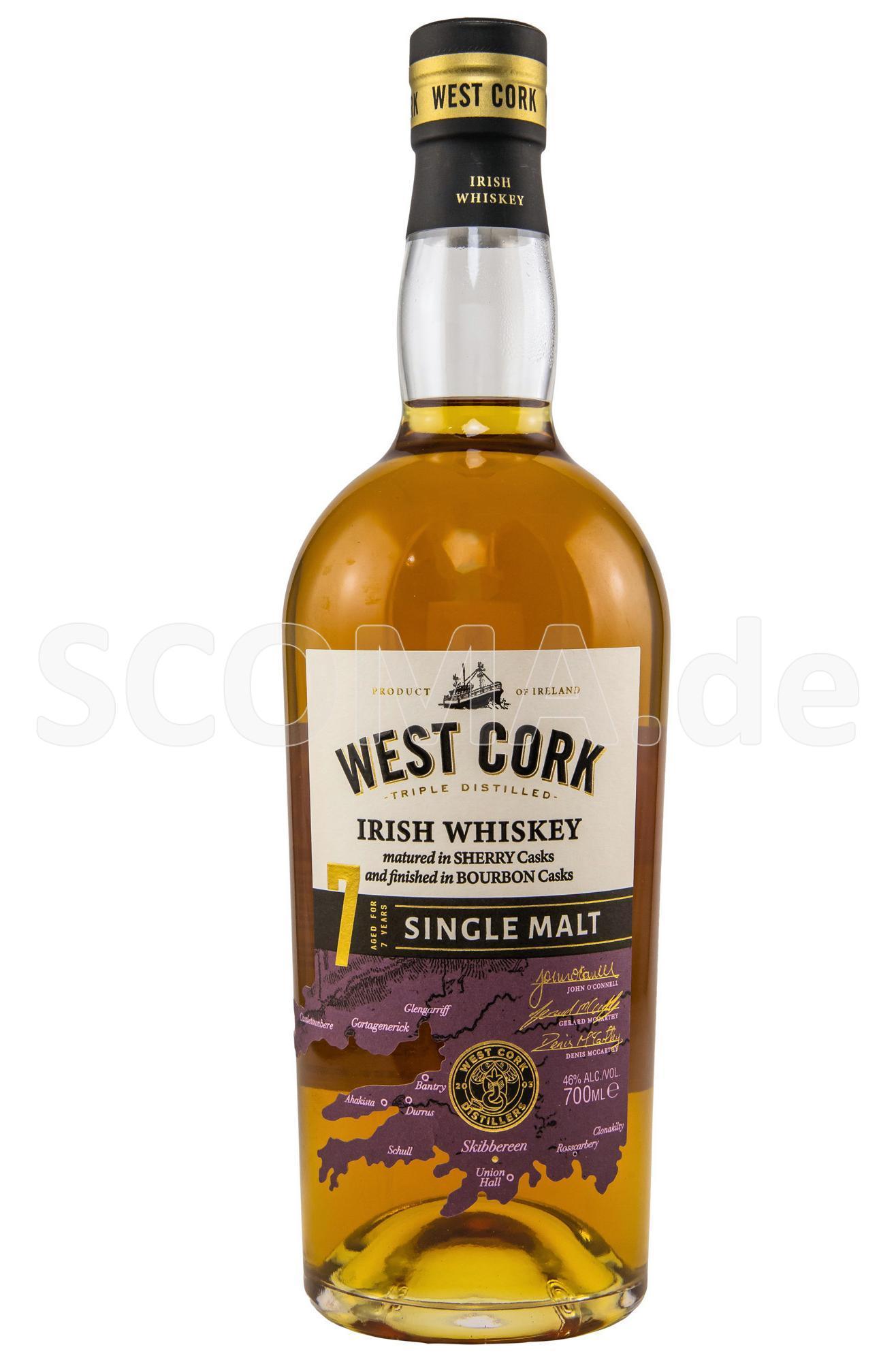 West Cork Rum Cask Finish