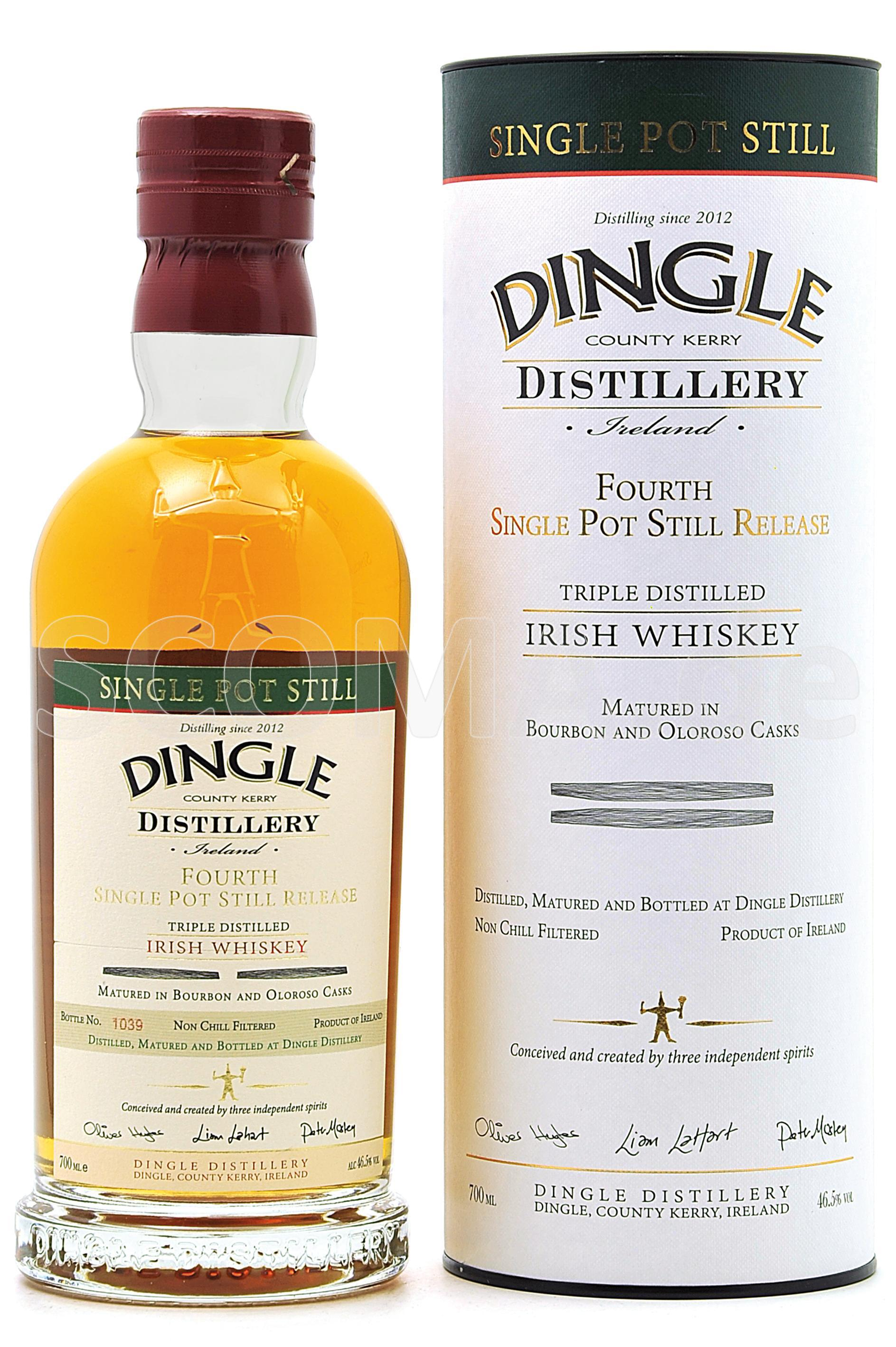 Dingle Single Pot Still Batch ...