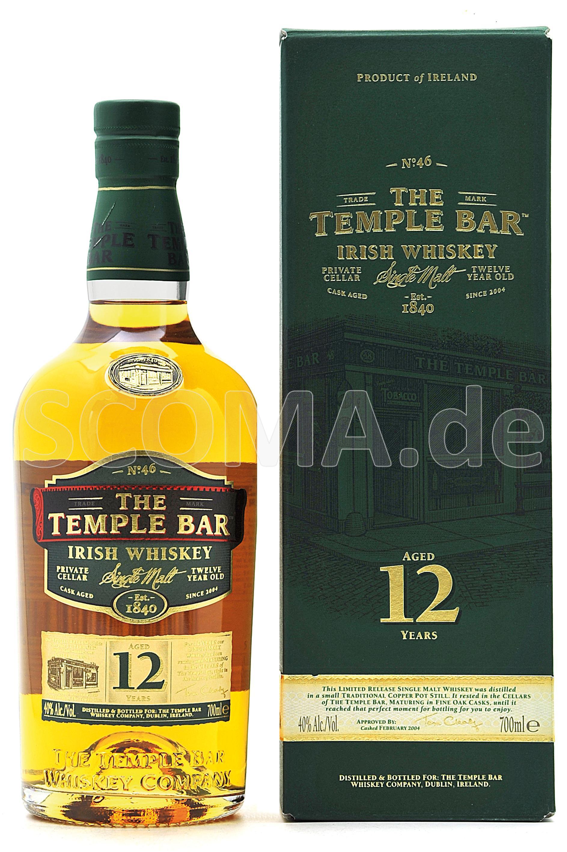 The Temple Bar 12 Jahre