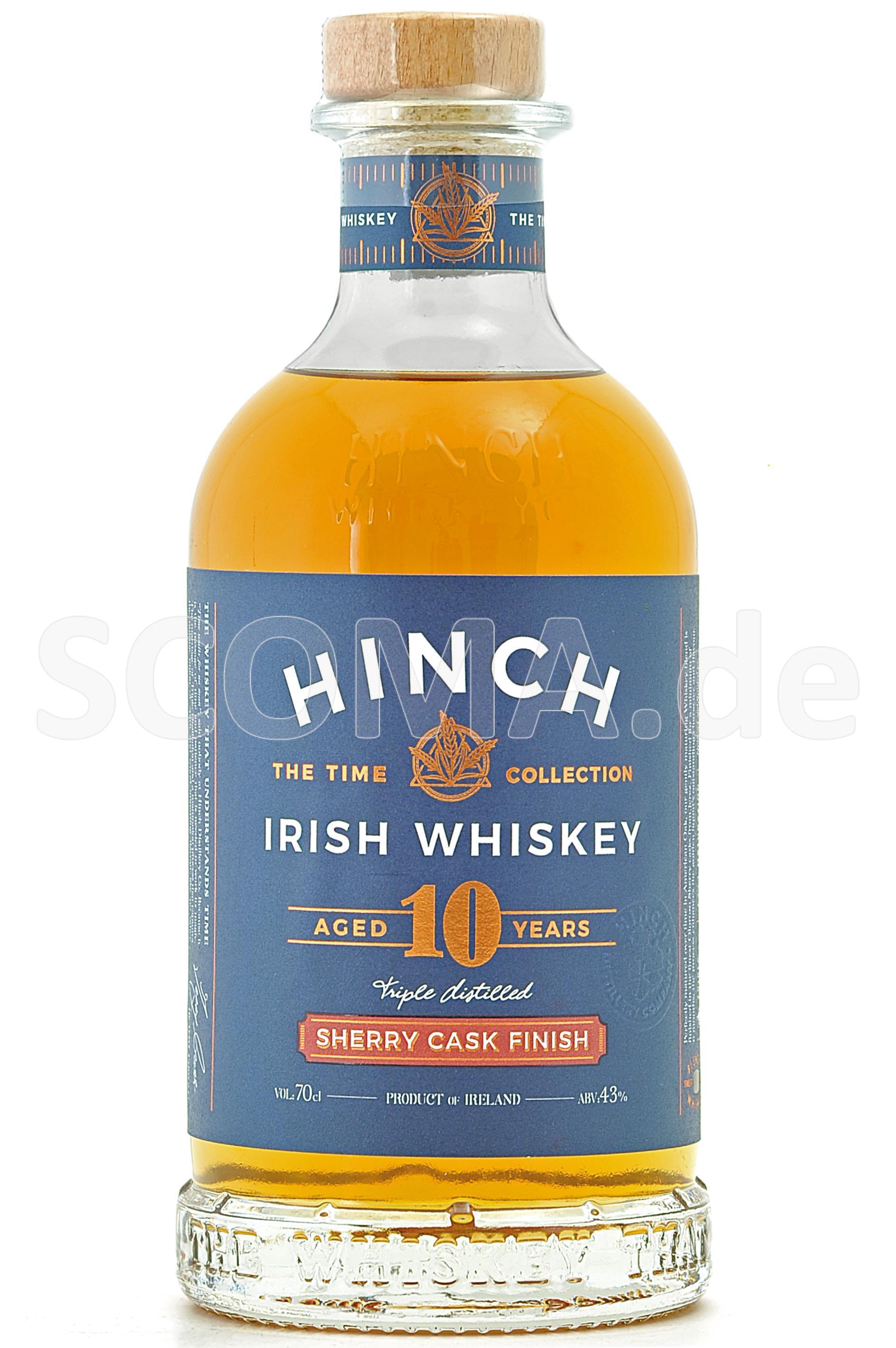 Hinch 10 years Sherry Cask Fin...