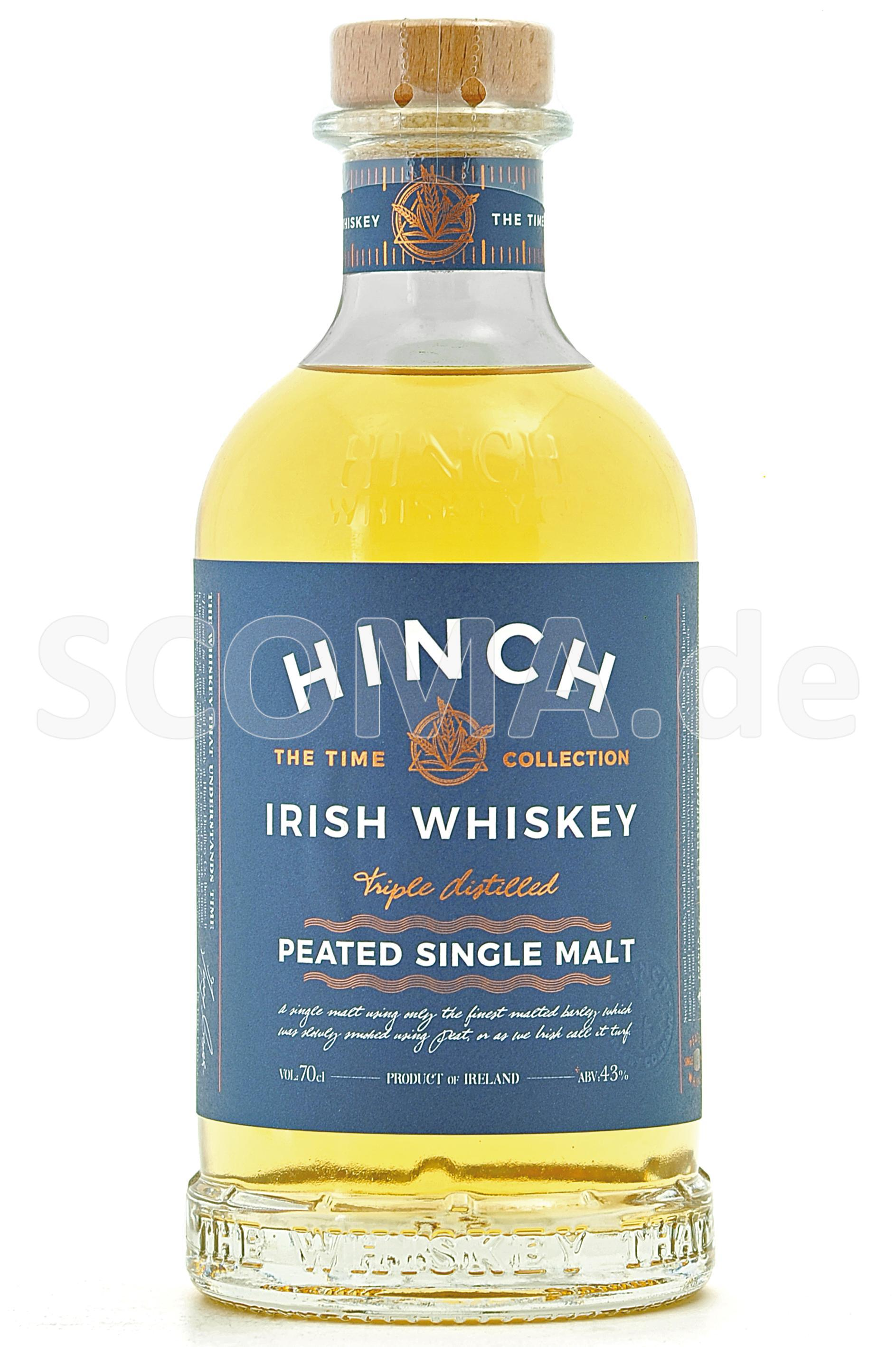 Hinch Peated Single Malt