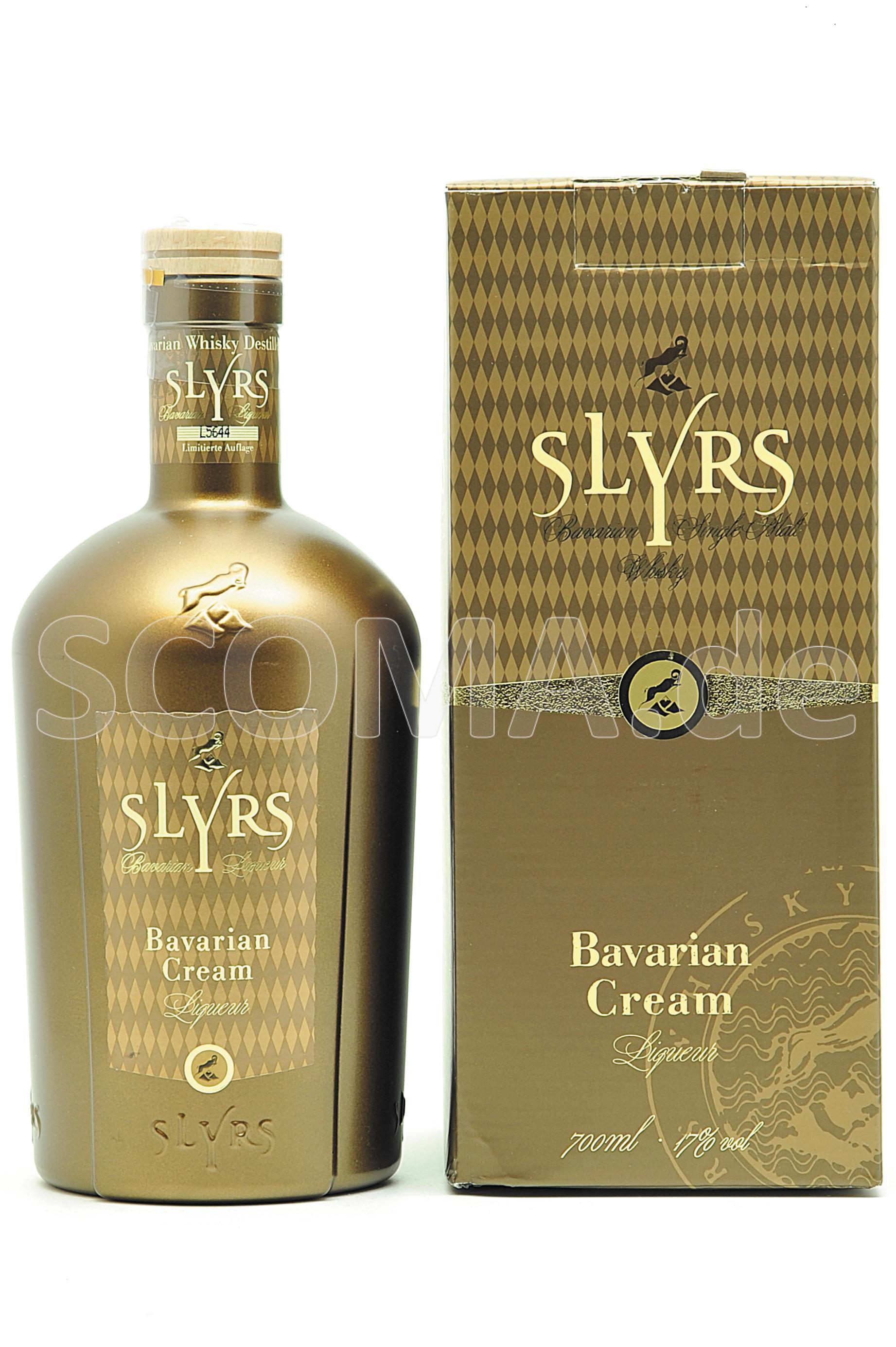 Slyrs Bavaria Cream Liqueur