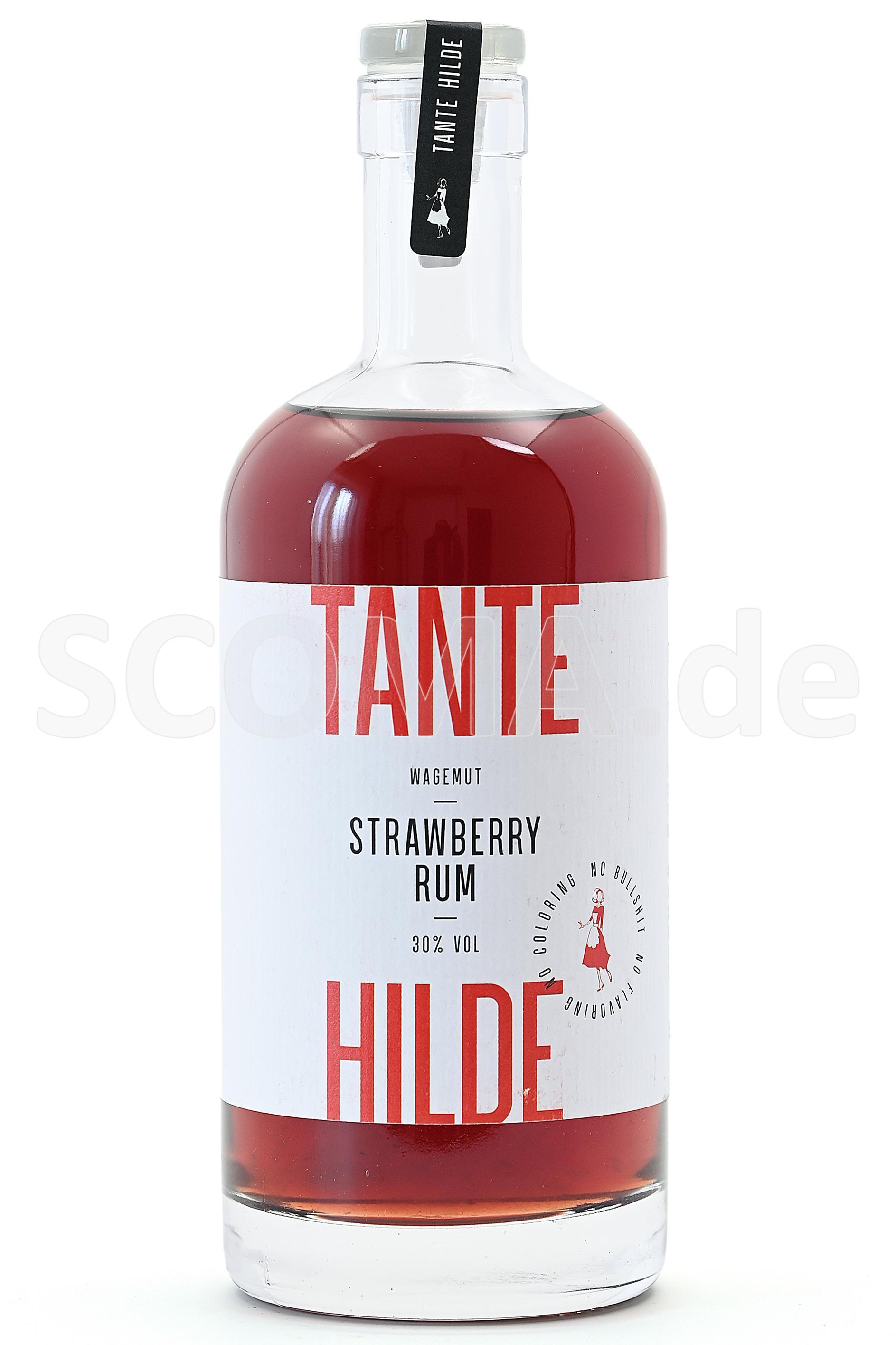 Tante Hilde Strawberry Rum