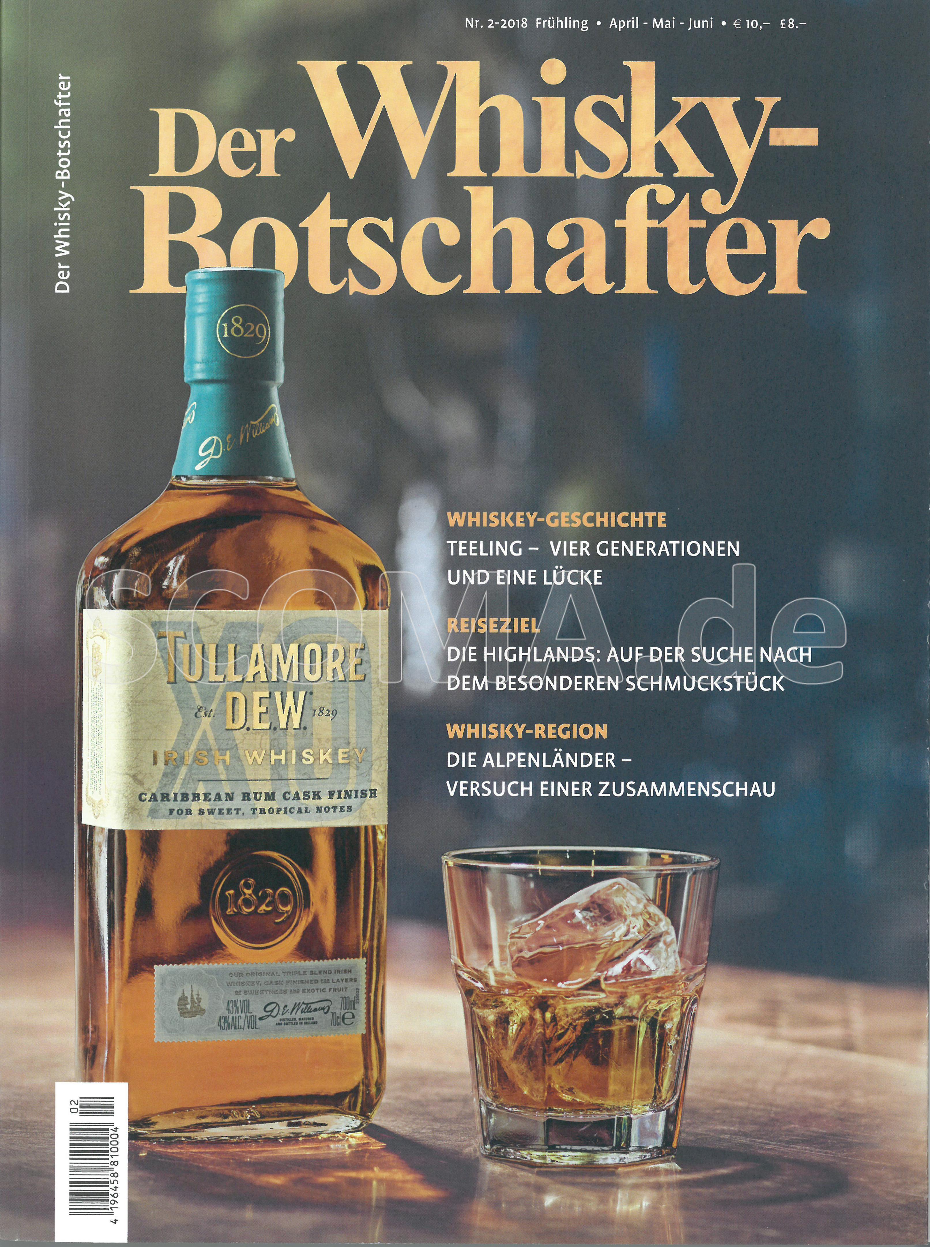 Der Whisky-Botschafter Nr. 2-2...