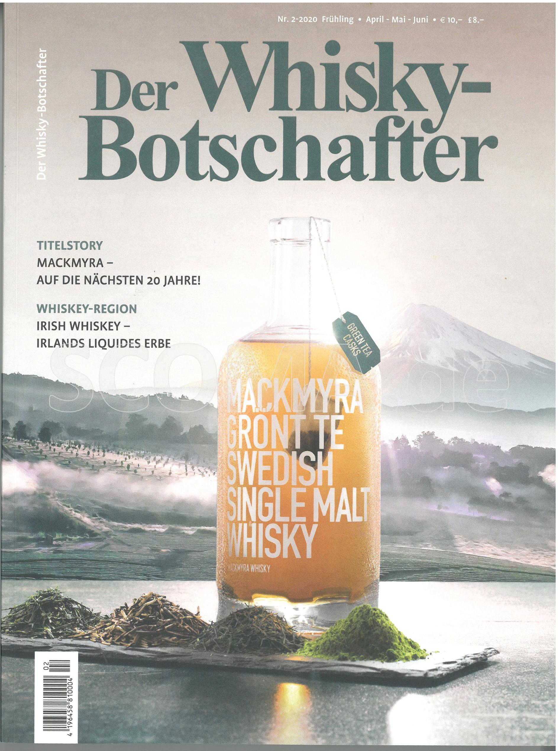 Der Whisky-Botschafter Nr.2/20...