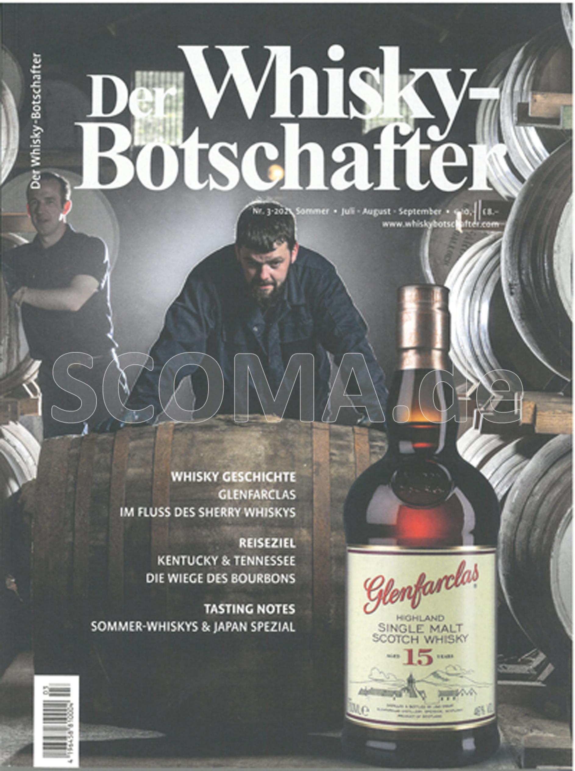 Der Whisky-Botschafter 2021/3