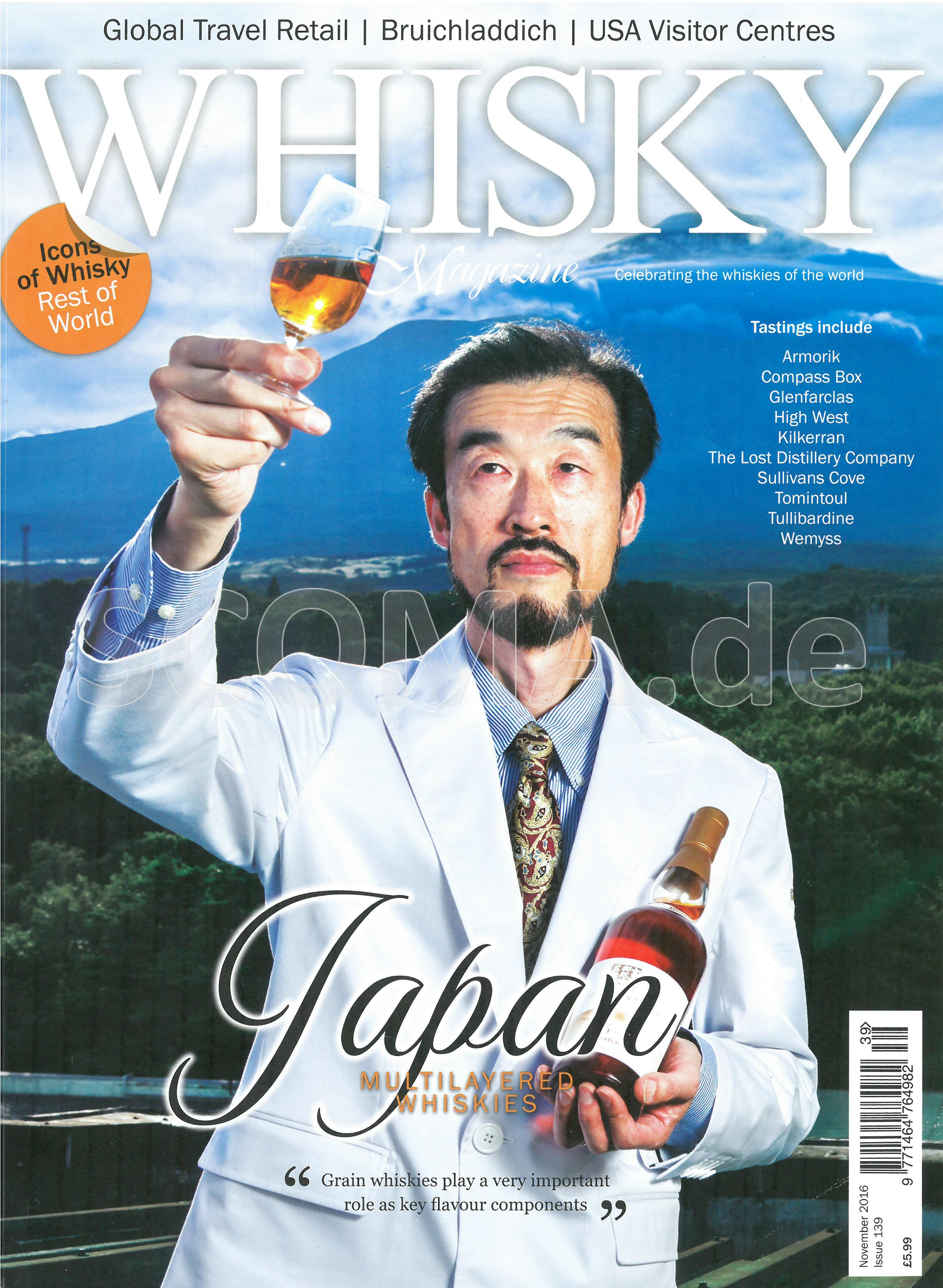 Whisky Magazine Nr. 139 - Nove...