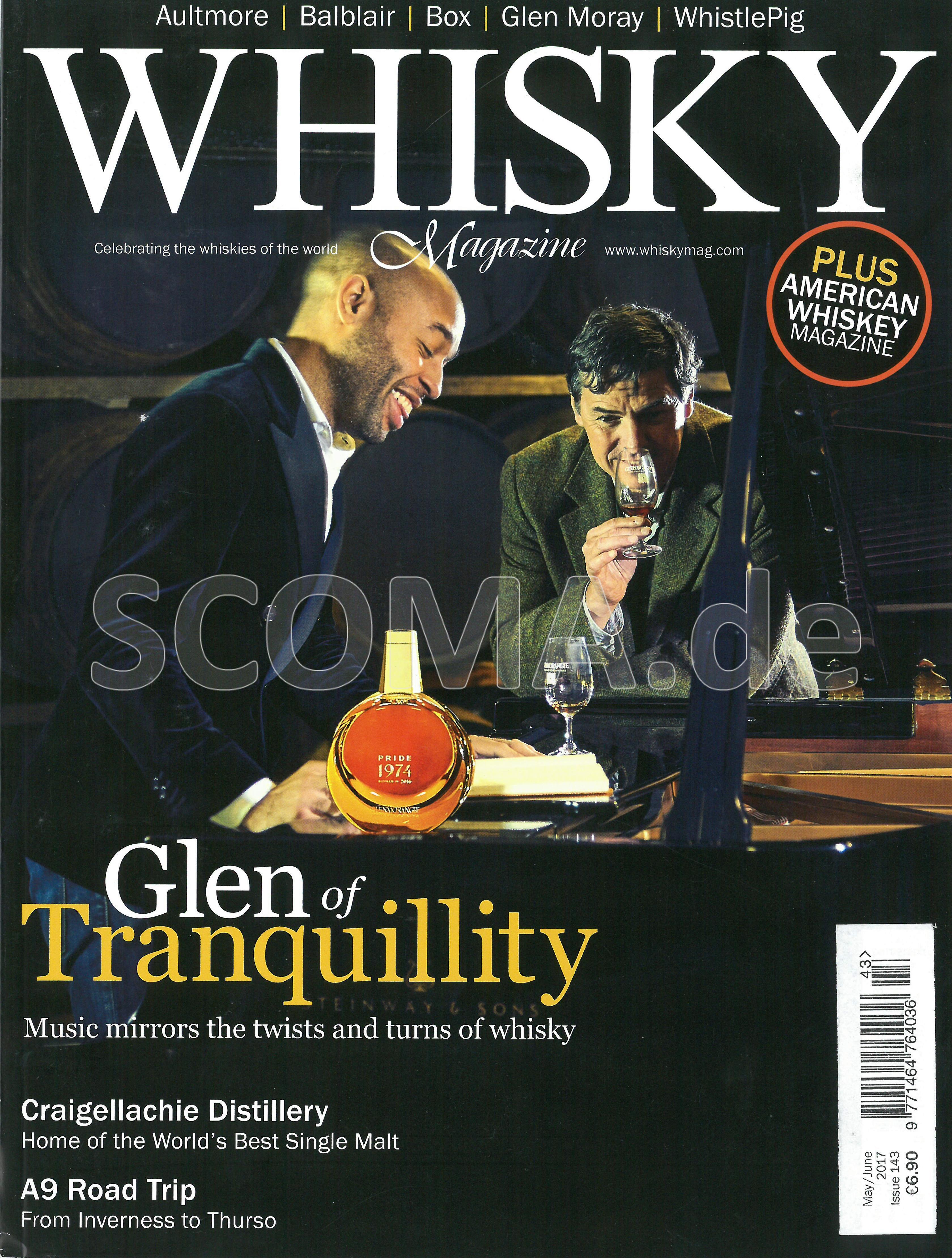 Whisky Magazine Nr. 143 - May/...