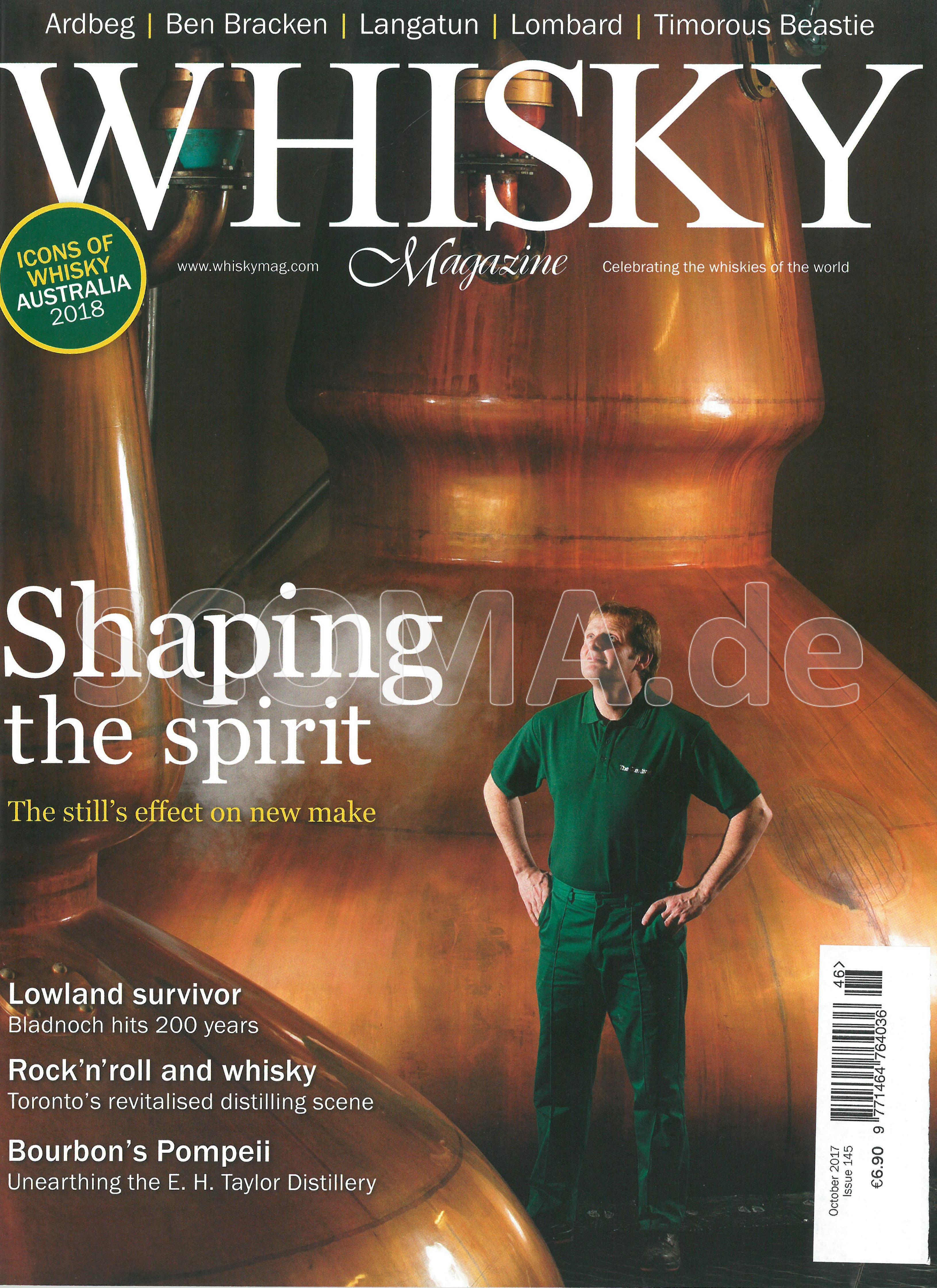Whisky Magazine Nr. 146 - Okto...