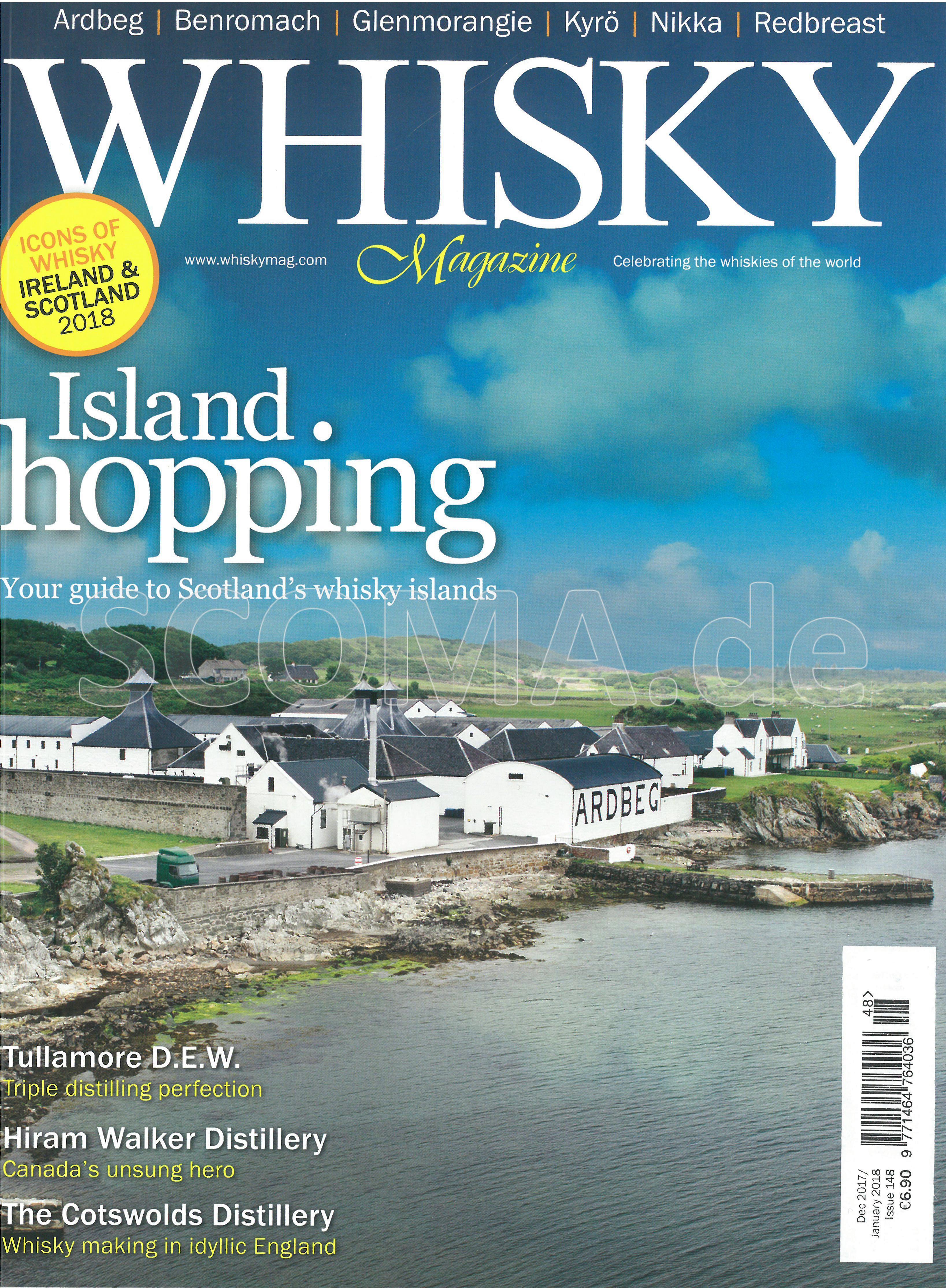 Whisky Magazine Issue 148 - De...