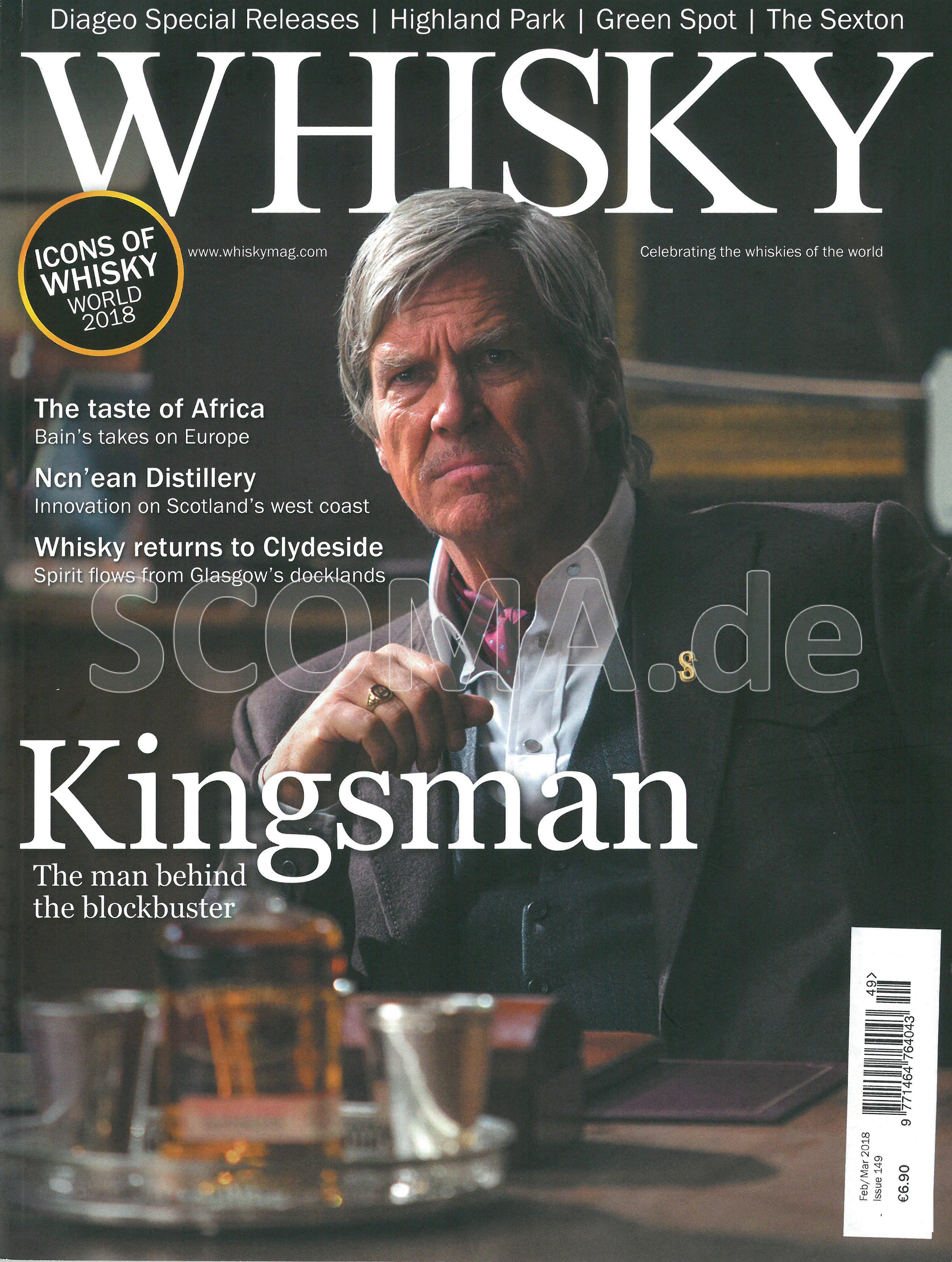 Whisky Magazine Issue 149 - Fe...