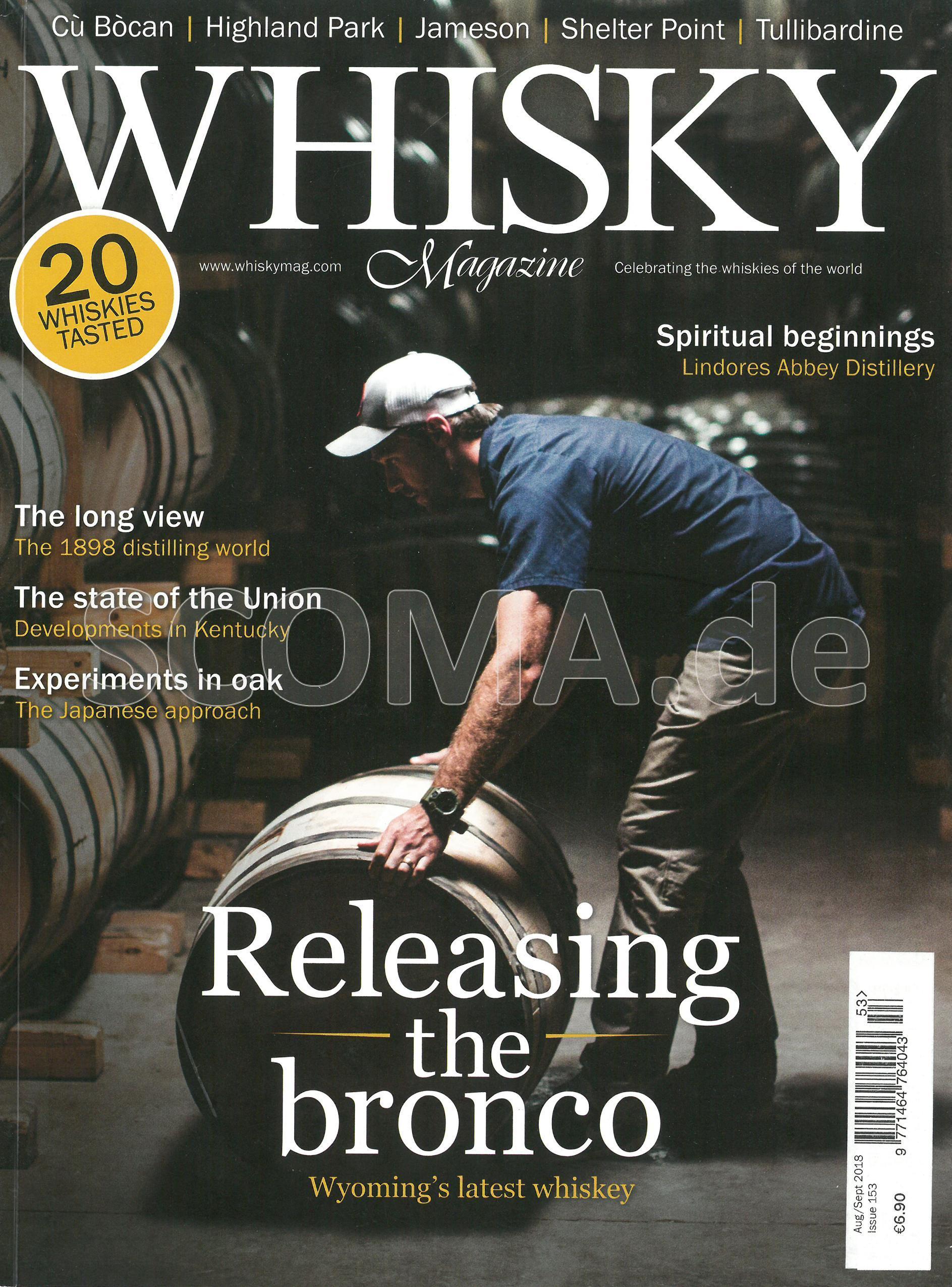 Whisky Magazine Nr. 153