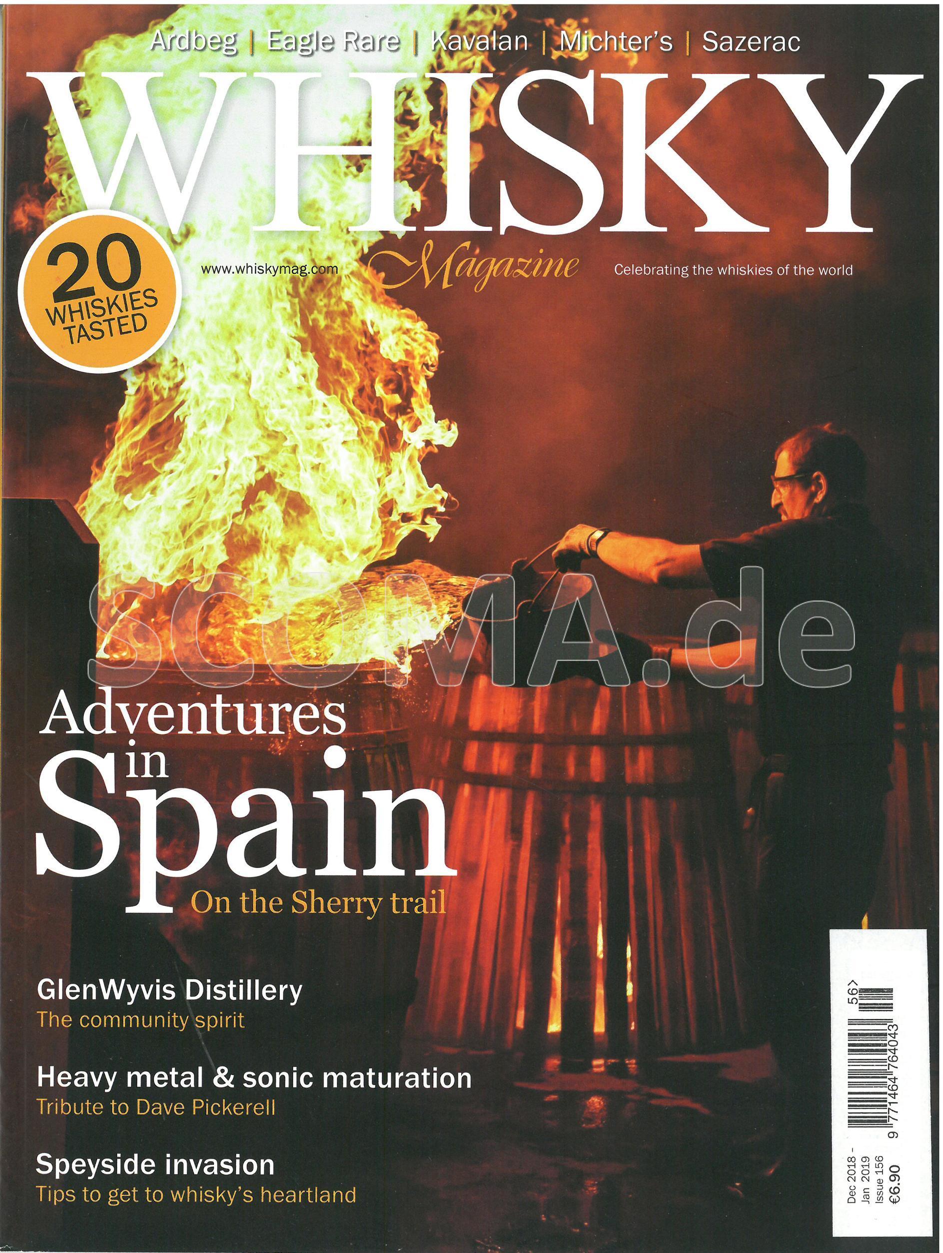 Whisky Magazine Nr. 156 - Dez ...