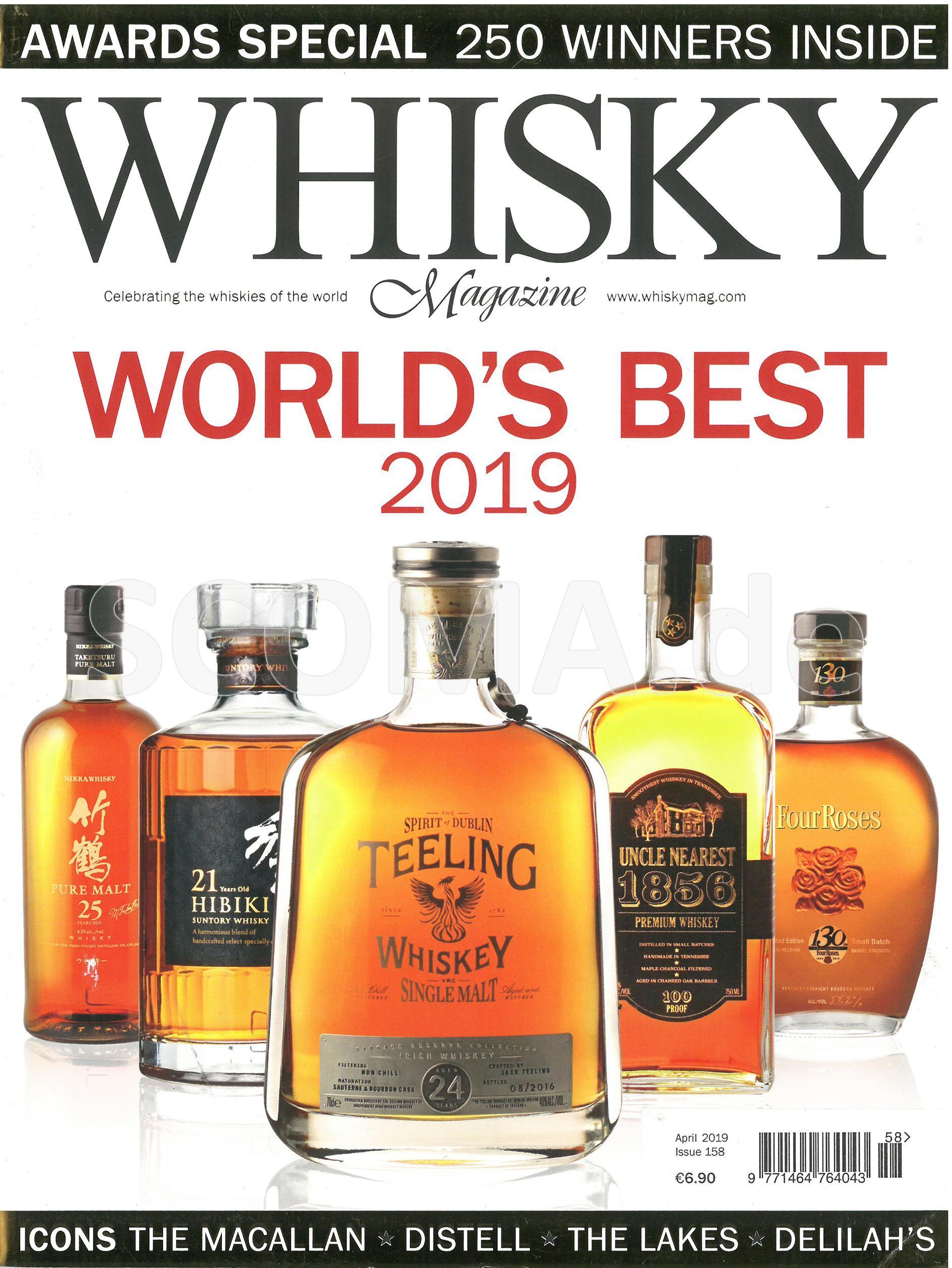 Whisky Magazine Issue 158 / Ap...