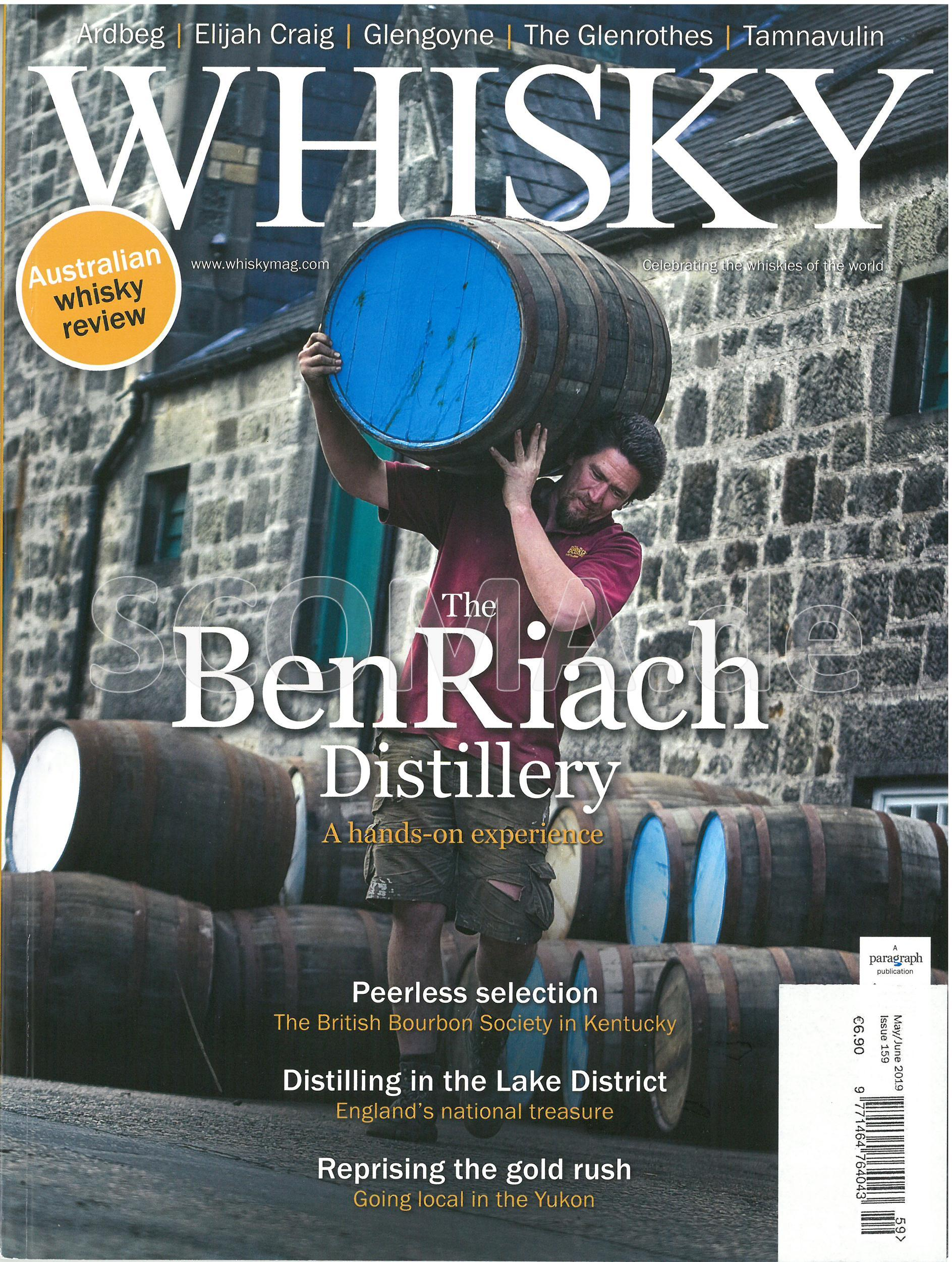 Whisky Magazine Nr.159 Mai/Jun...