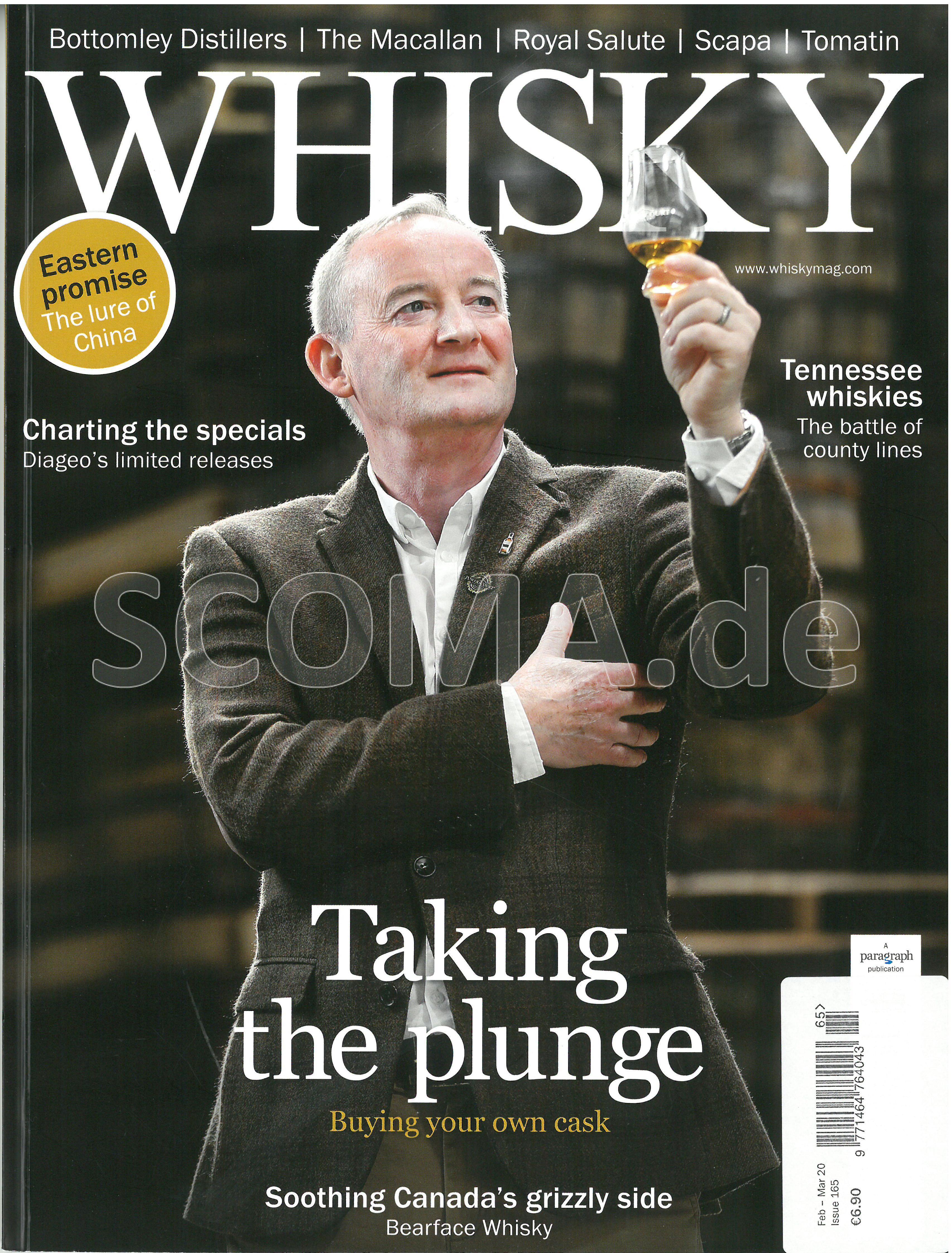Whisky Magazine Nr.165
